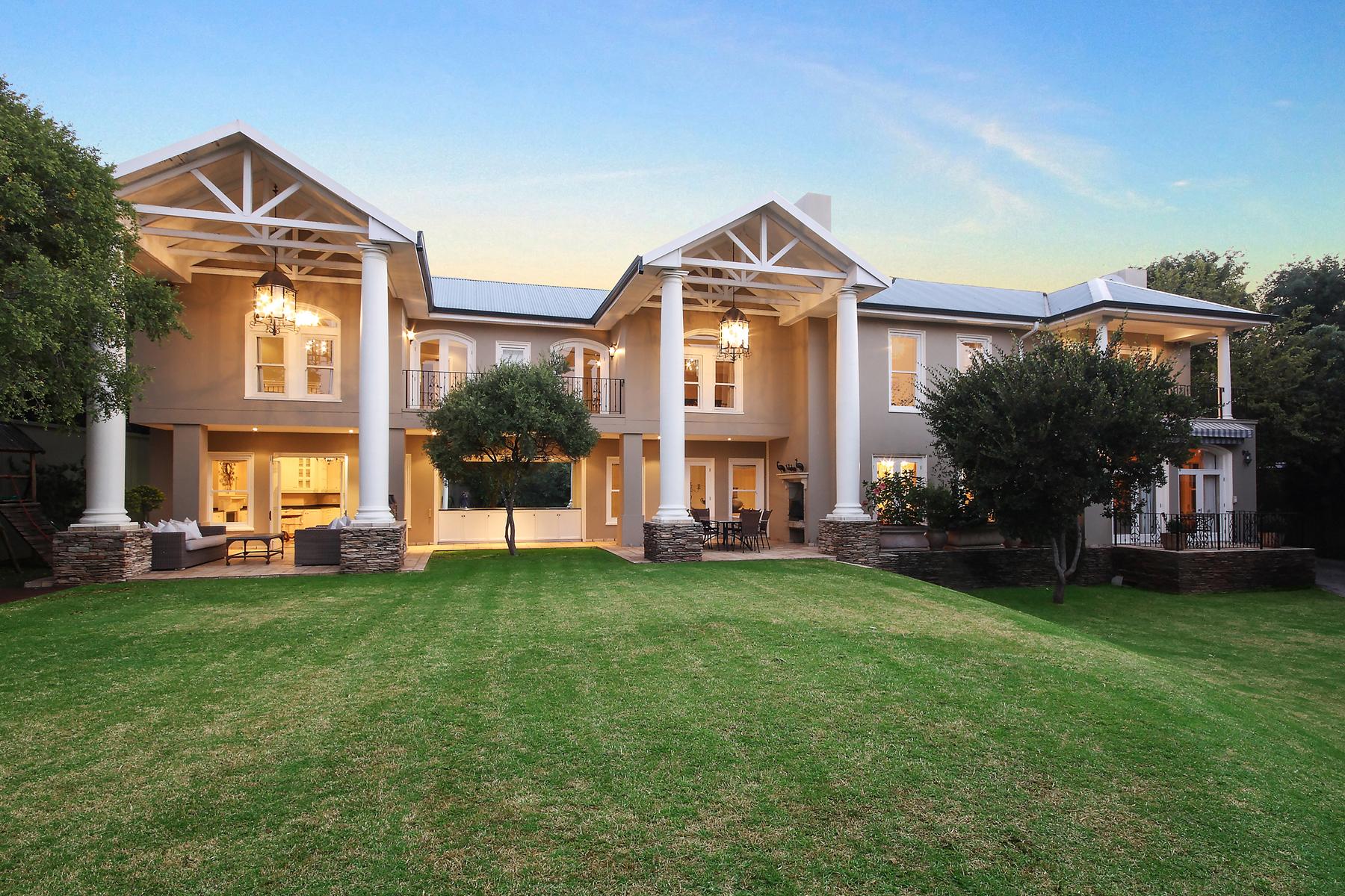 獨棟家庭住宅 為 出售 在 Riverclub Johannesburg, 豪登省, 2196 南非
