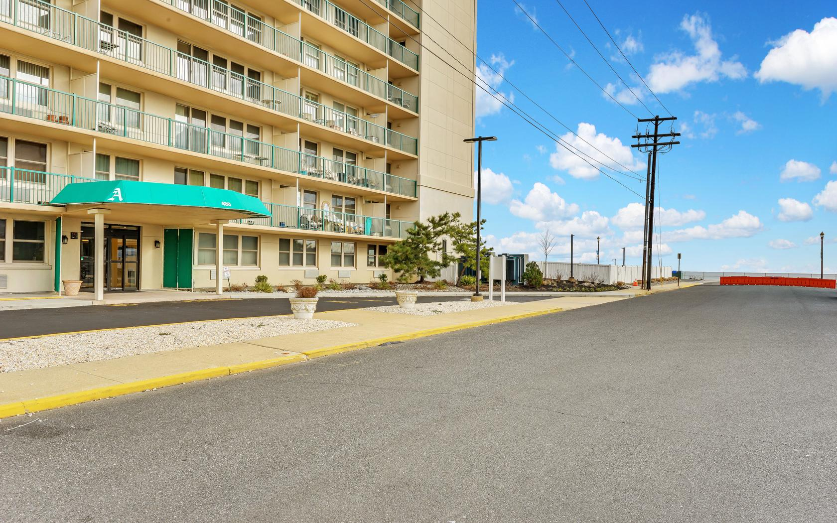 Condominium for Sale at Fantastic Ocean View Condo 480 Ocean Ave 4a Long Branch, 07740 United States
