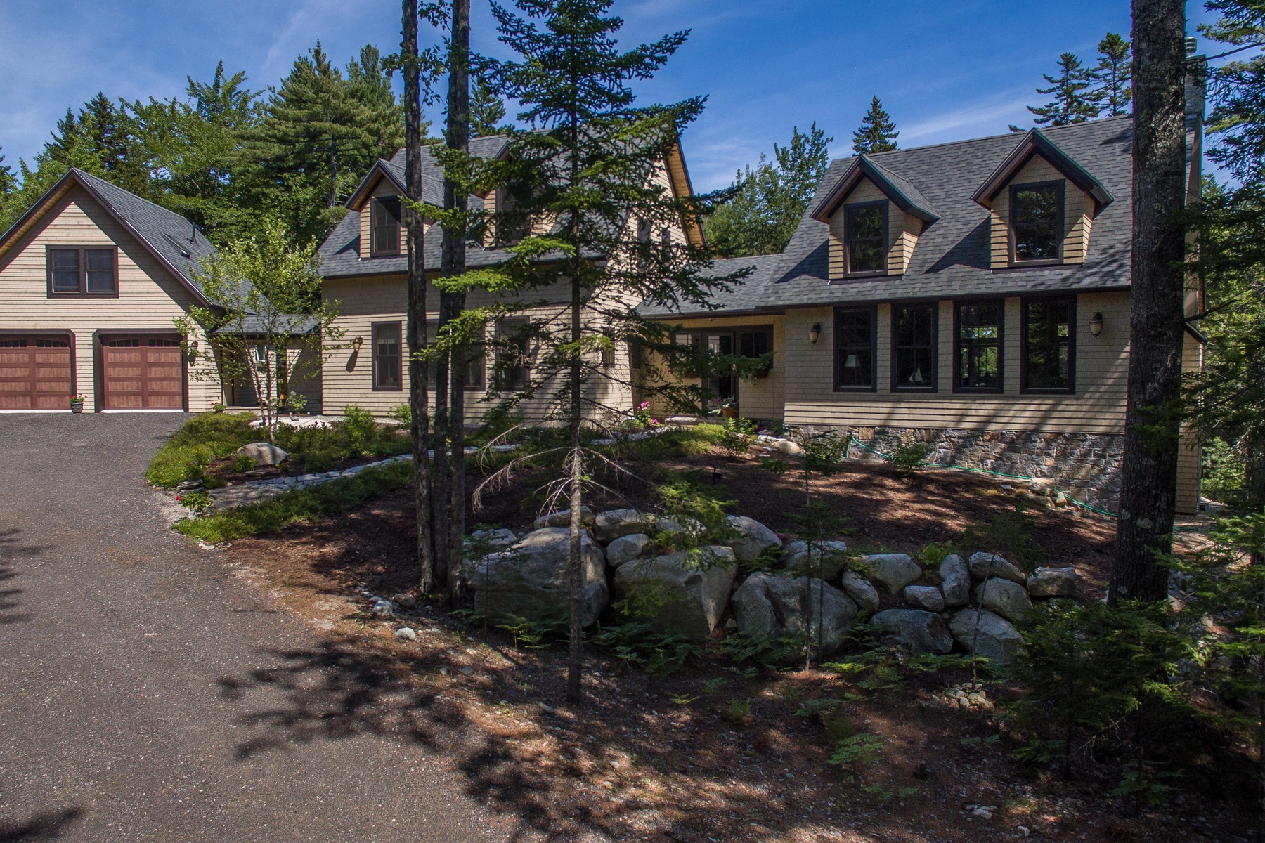Single Family Home for Sale at Woods Road 11 Woods Road Mount Desert, Maine, 04660 United States