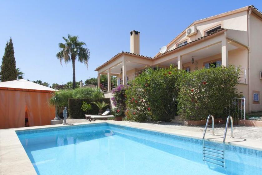 Single Family Home for Sale at Villa with sea views in Costa d´en Blanes Costa Den Blanes, Mallorca, 07181 Spain