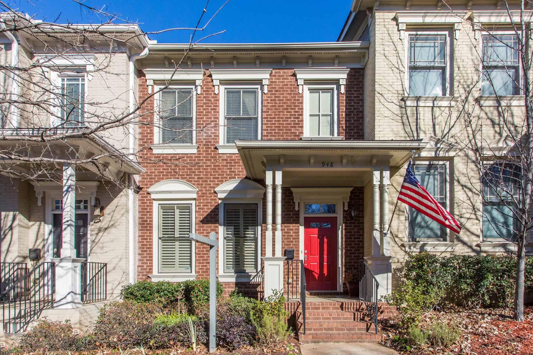 タウンハウス のために 売買 アット Stylish Glenwood Park Townhome 948 Glenwood Avenue SE Atlanta, ジョージア 30316 アメリカ合衆国