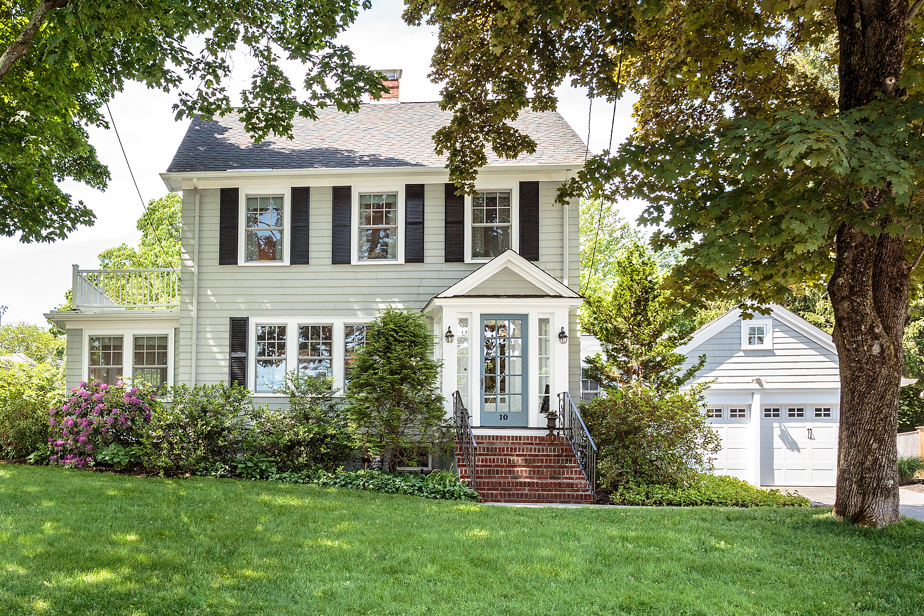 sales property at 10 Emerson Road Winchester MA