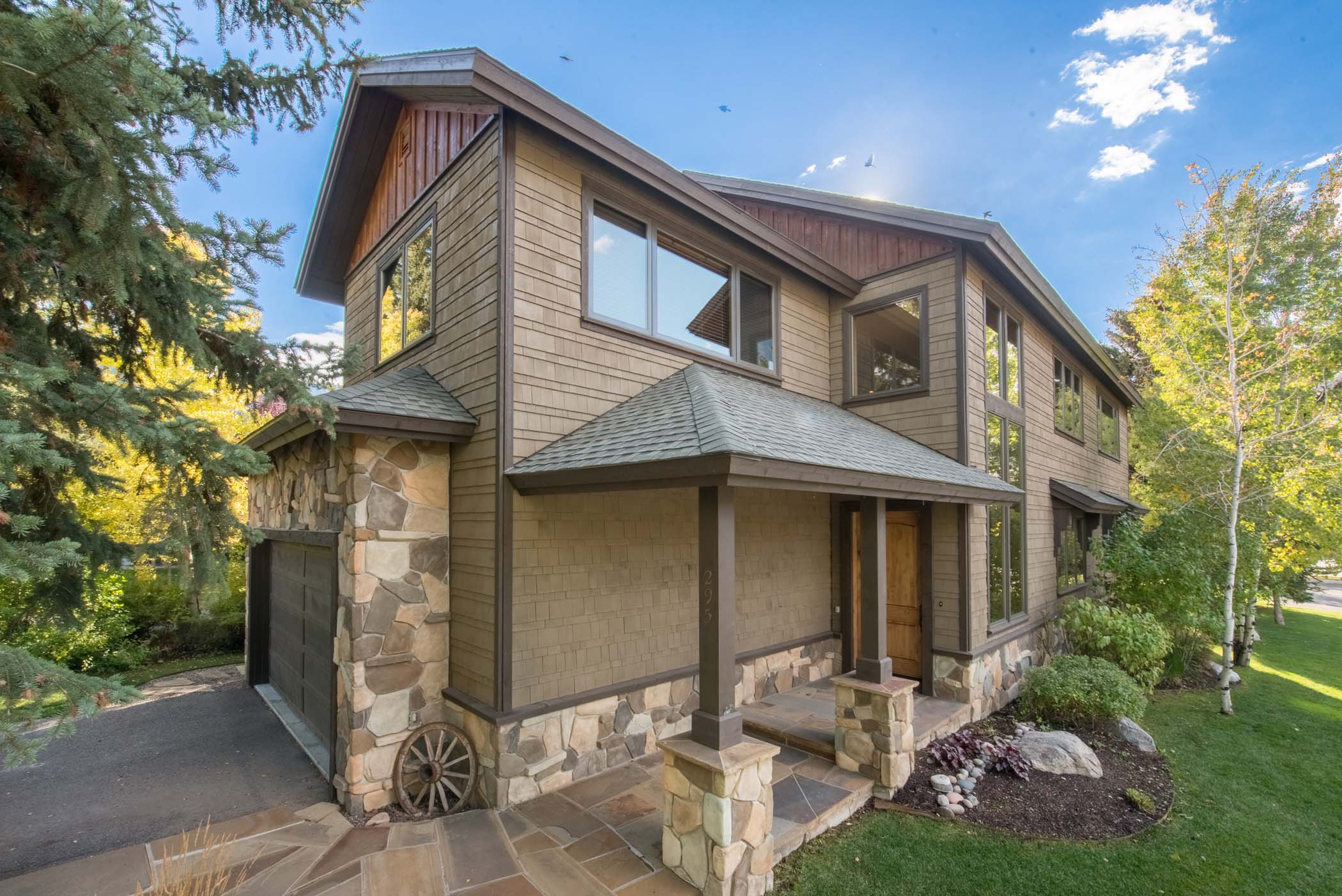 Maison unifamiliale pour l Vente à Gill Addition 295 Moran St Jackson, Wyoming, 83001 Jackson Hole, États-Unis