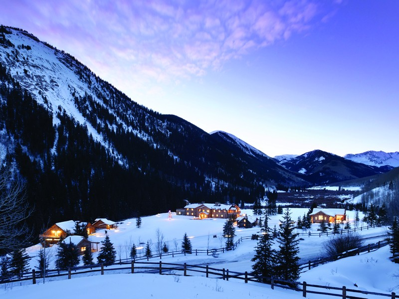 Autre Bien Résidentiel pour l Vente à Elk Mountain Lodge Rooney Circle West Aspen, Aspen, Colorado 81611 États-Unis