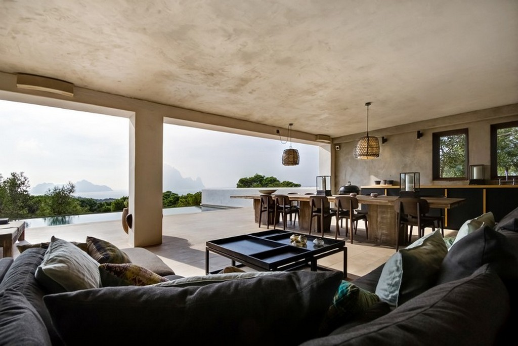 Property Of Outstanding designer villa next to the beach