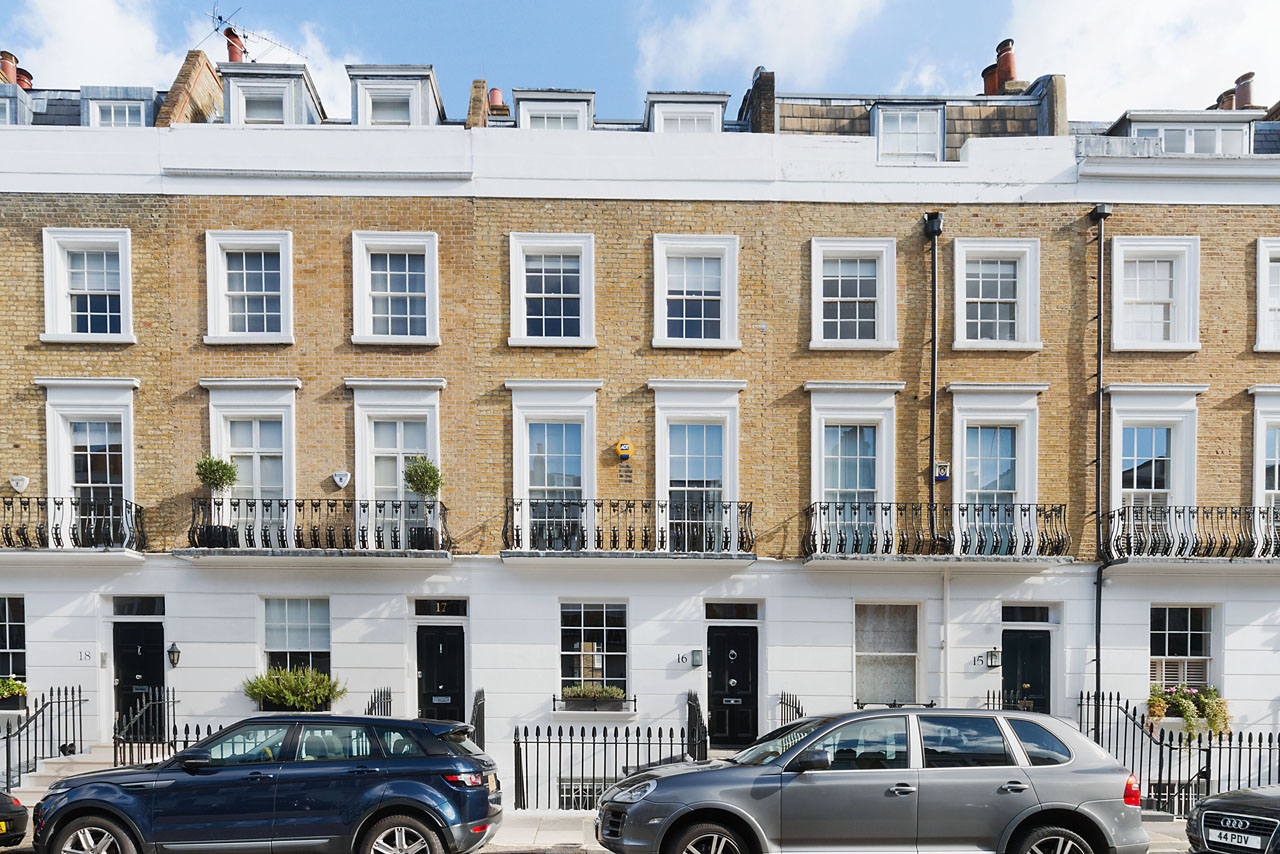 Таунхаус для того Продажа на Halsey Street London, Англия, Великобритания