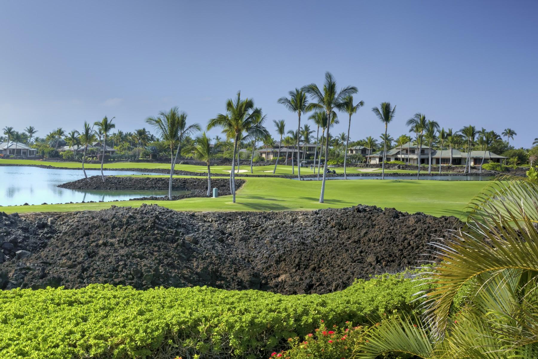Condomínio para Venda às Mauna Lani Point 68-1050 Mauna Lani Point Dr. #H205 Kamuela, Havaí, 96743 Estados Unidos