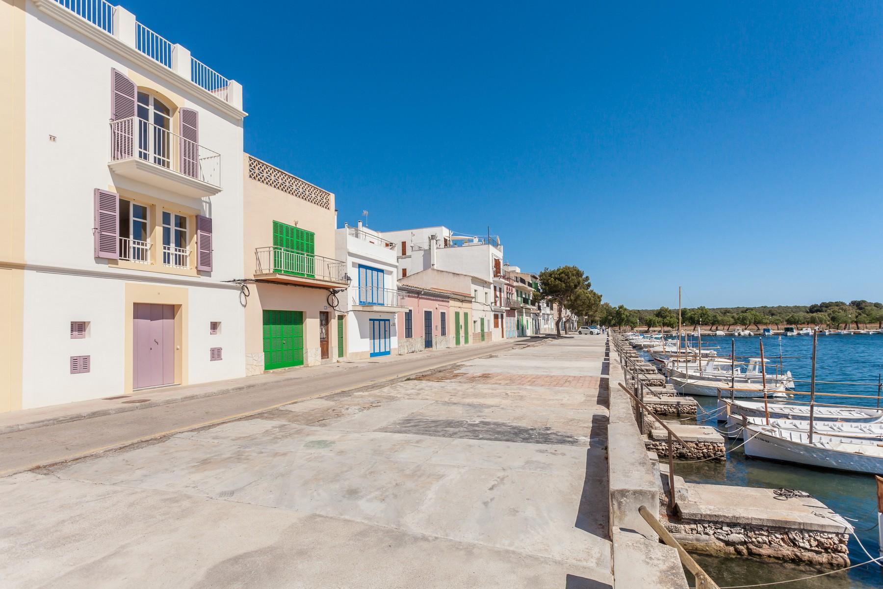 단독 가정 주택 용 매매 에 Fisherman's House in Porto Colom Porto Colom, 말로카, 07569 스페인