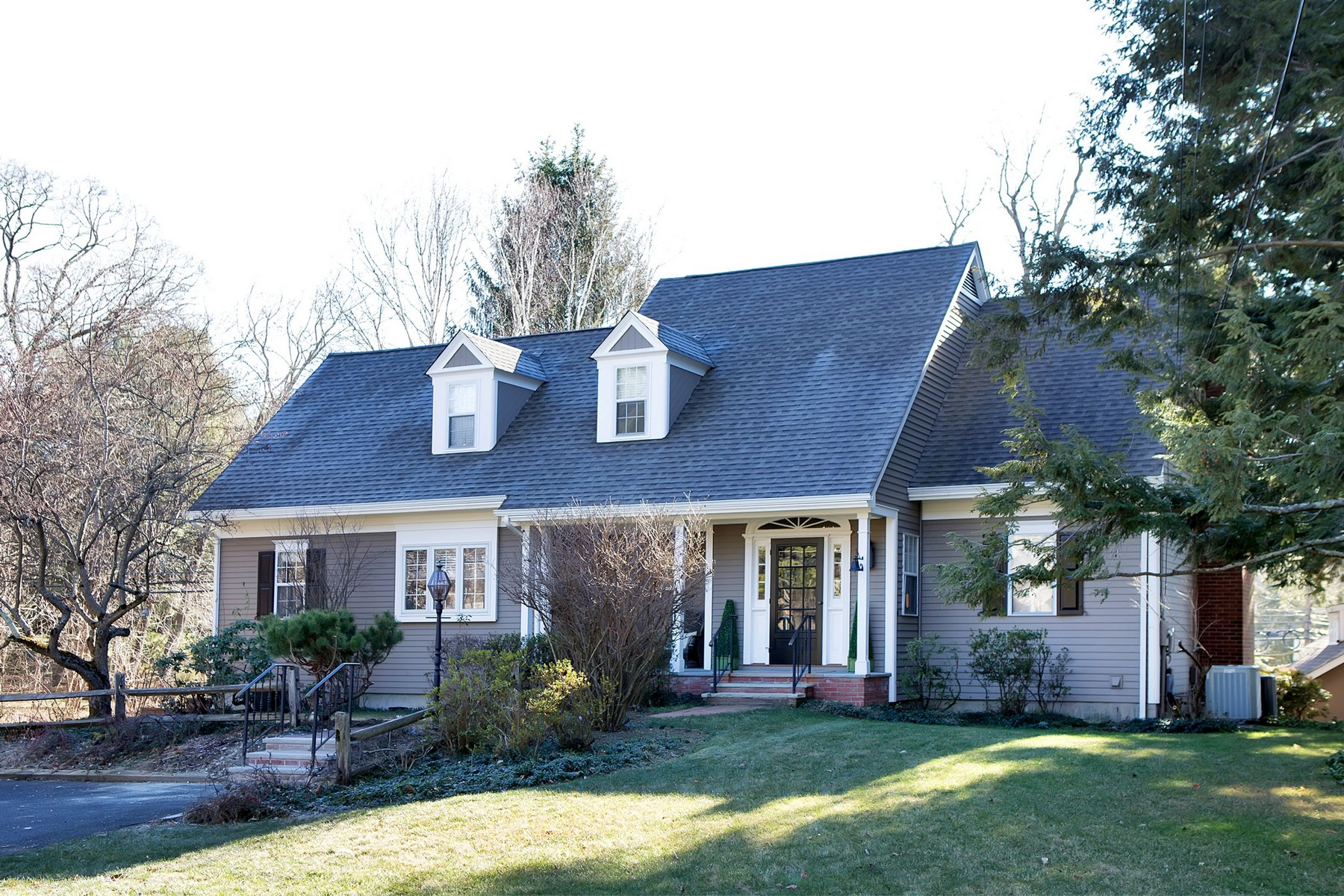 Property For Sale at Colonial Style Cape Cod