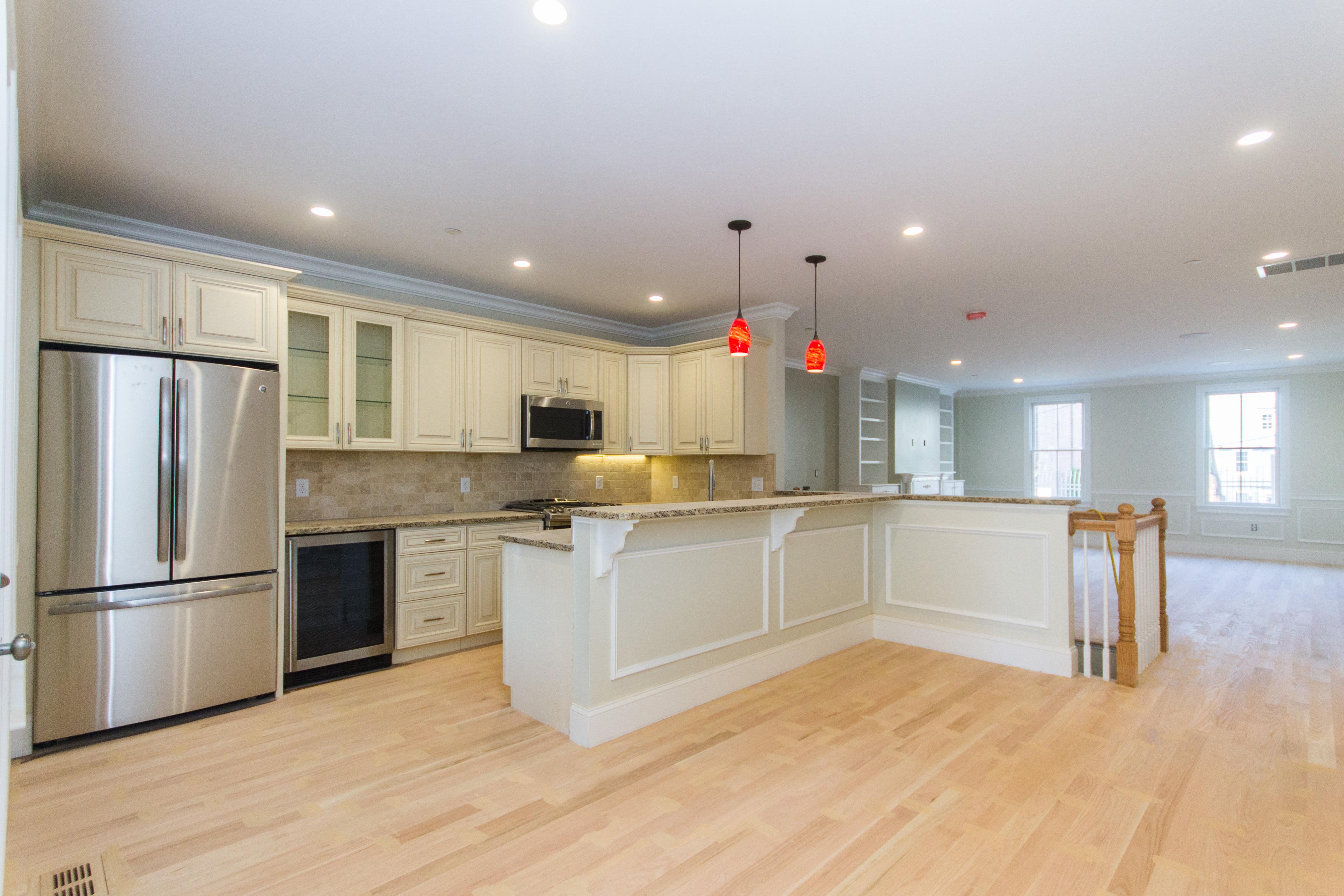 Tek Ailelik Ev için Satış at 21 Salem Street - Unit 1 Boston, Massachusetts 02129 Amerika Birleşik Devletleri