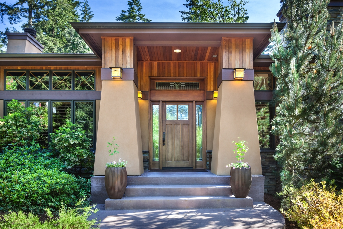 Single Family Home for Sale at Clyde Hill Craftsman 9045 NE 22nd place Clyde Hill, Washington, 98004 United States