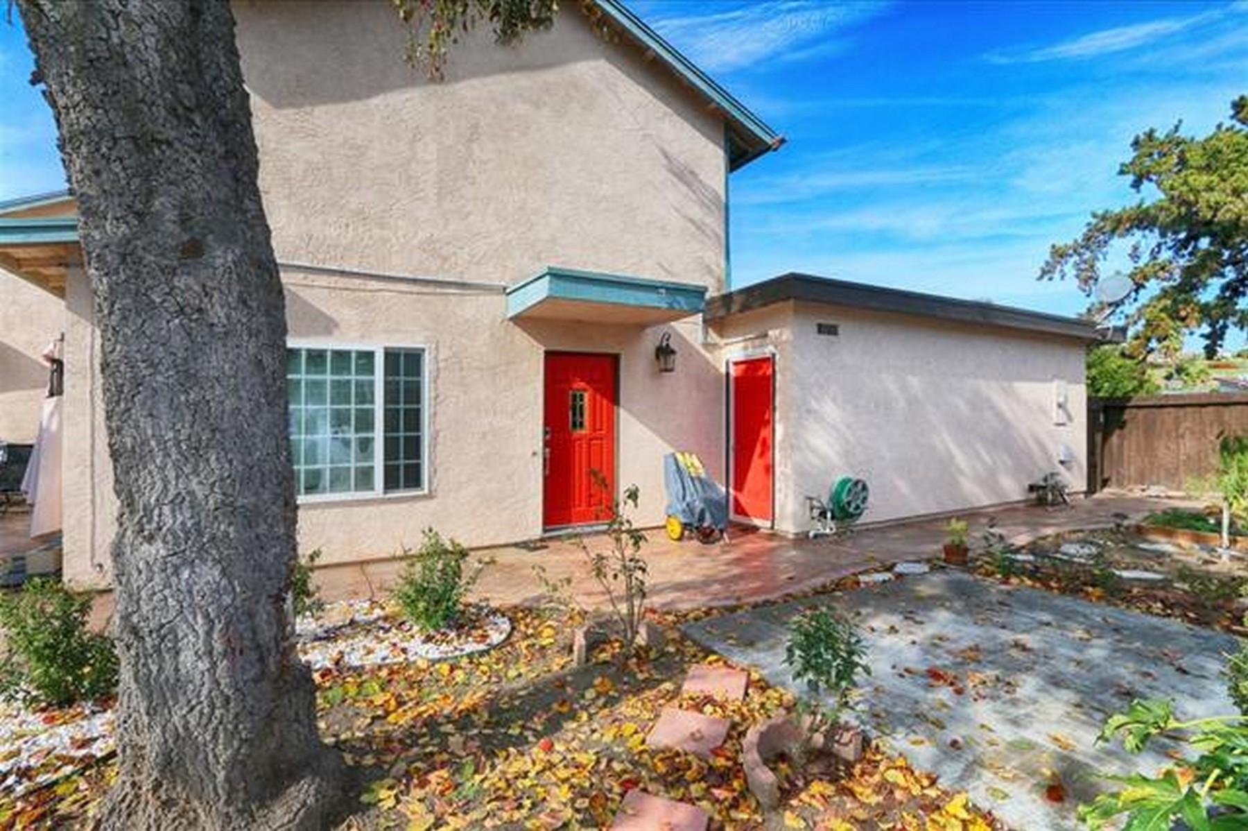 Duplex for Sale at Mesa Loma 4091 Galbar Street Oceanside, California 92056 United States