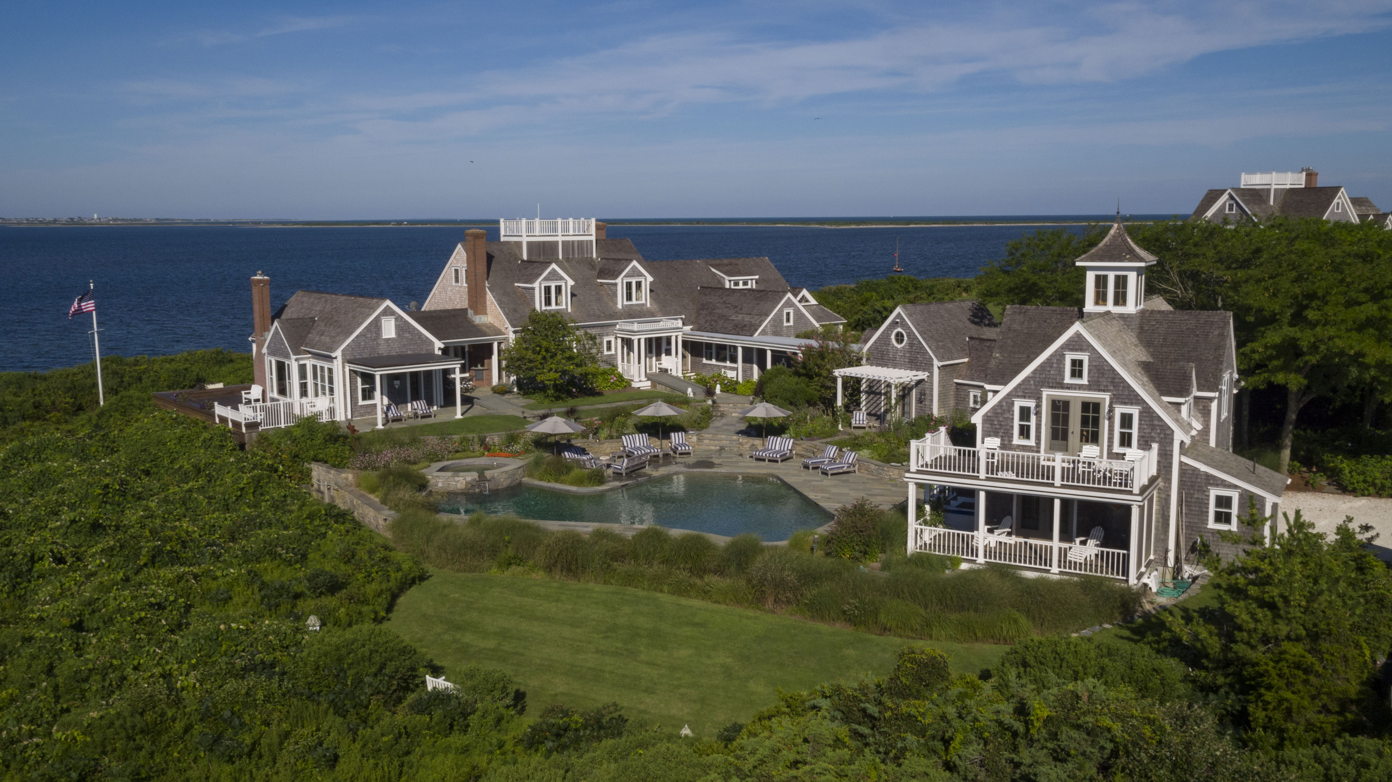 sales property at Entirely Unique Waterfront Estate