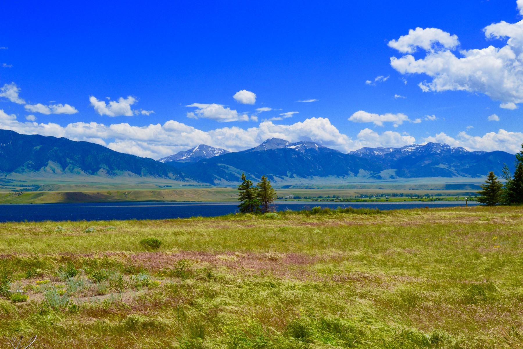 Terrain pour l Vente à Rainbow Point Lot 5 Rainbow Point, Lot 5 Ennis, Montana, 59729 États-Unis