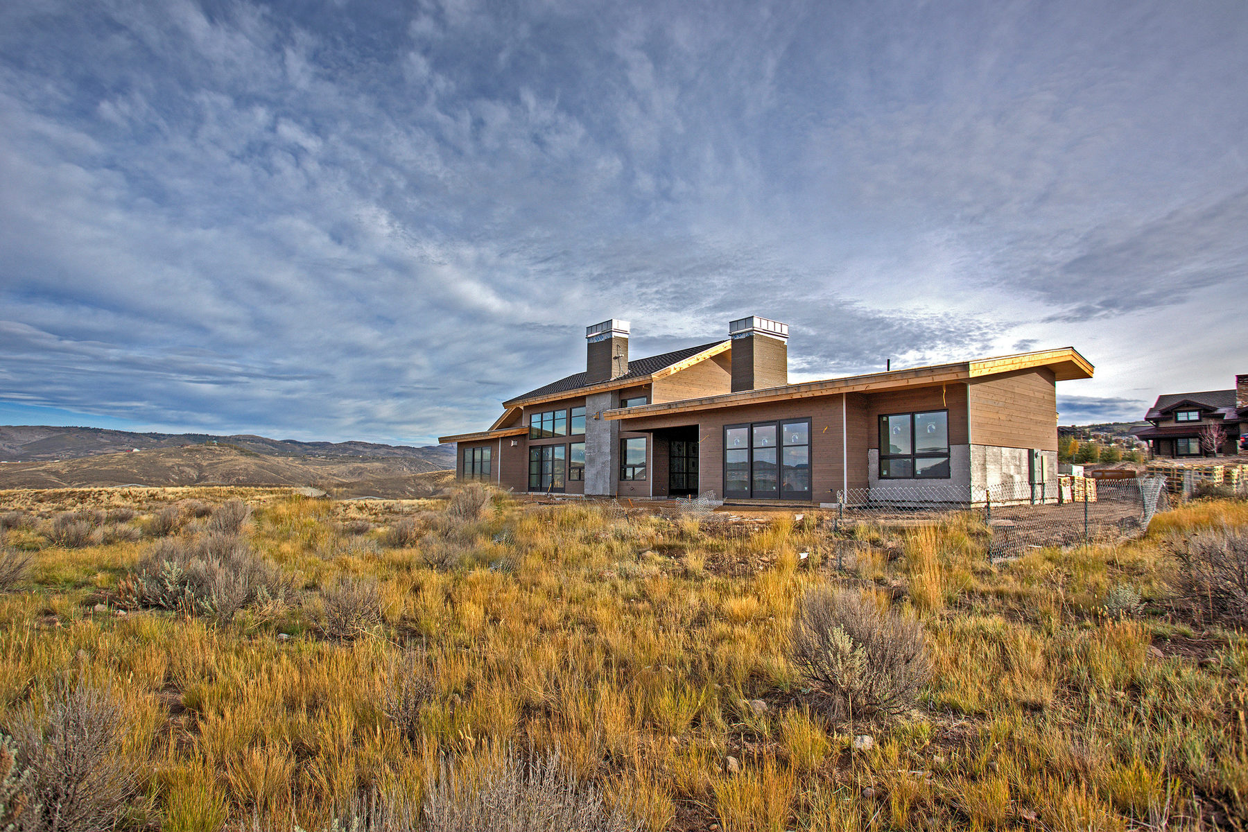 Single Family Home for Sale at Mountain Modern Masterpiece 2302 Palomino Trail Park City, Utah 84098 United States