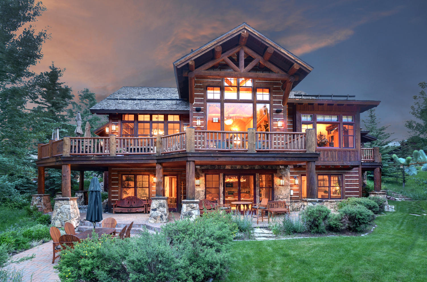 Single Family Home for Active at Cordillera Ranch Mountain Home 88 Cimarron Edwards, Colorado 81632 United States