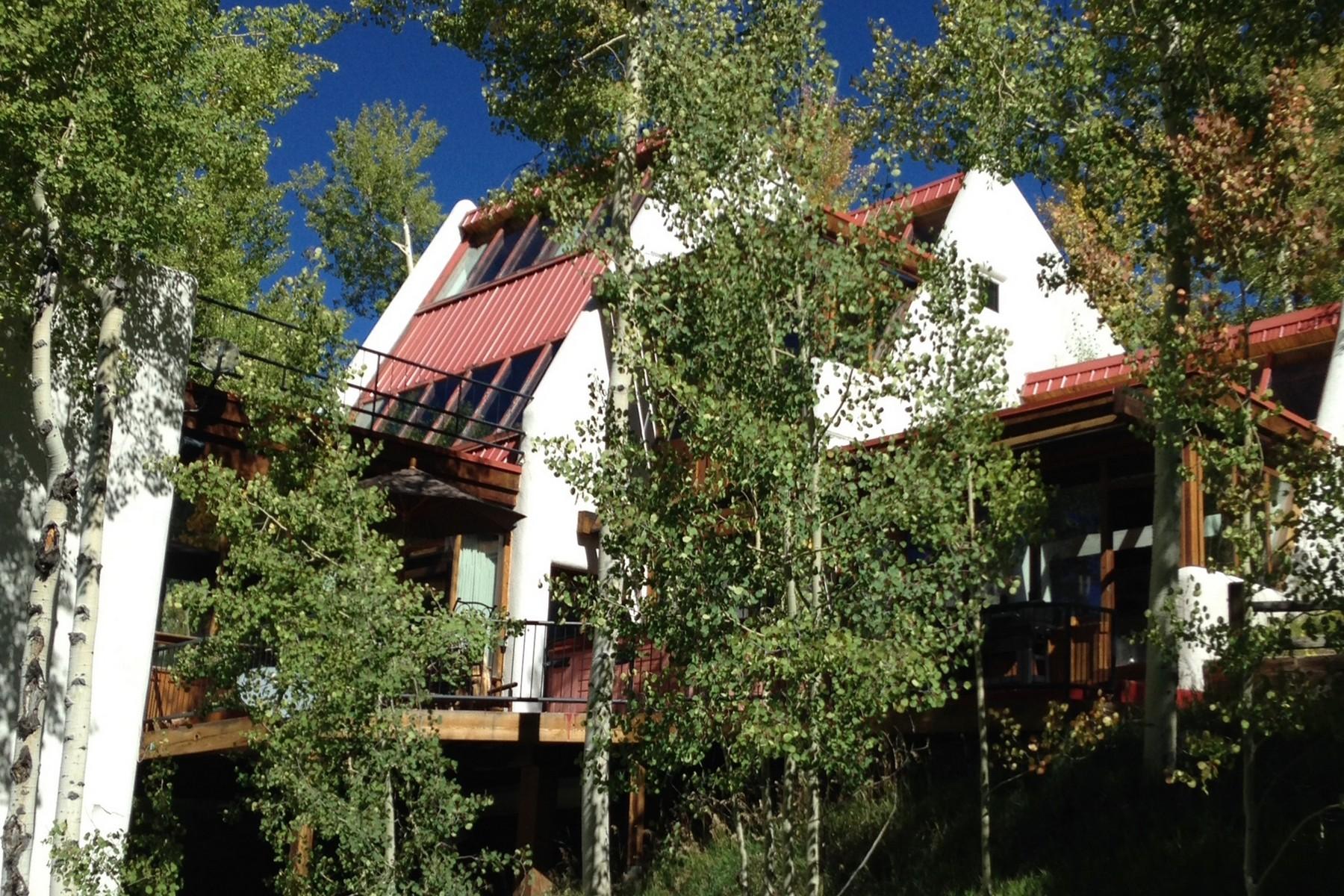 Частный односемейный дом для того Продажа на 45 Mount Wilson Way Telluride, Колорадо 81435 Соединенные Штаты