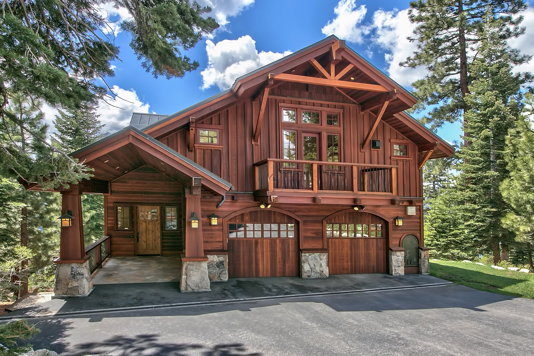 Single Family Home for Sale at 12096 Skislope Way Tahoe Donner, Truckee, California 96161 United States