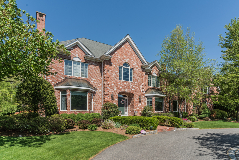 Property Of Gorgeous and Private Brick Home