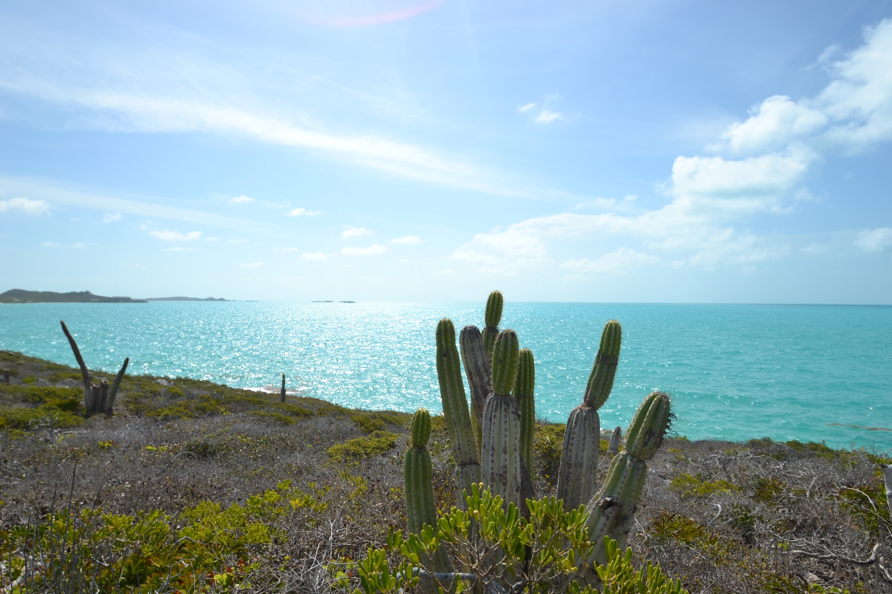 Land for Sale at Oceanfront Land on Ocean Drive Turtle Tail, Providenciales, TCI Turks And Caicos Islands