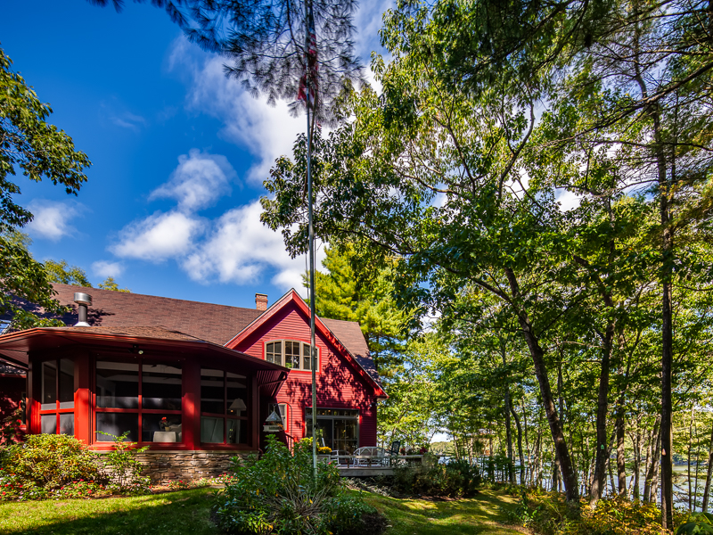 Single Family Home for Sale at Old Ferry Rd 122 Old Ferry Road Phippsburg, Maine 04562 United States