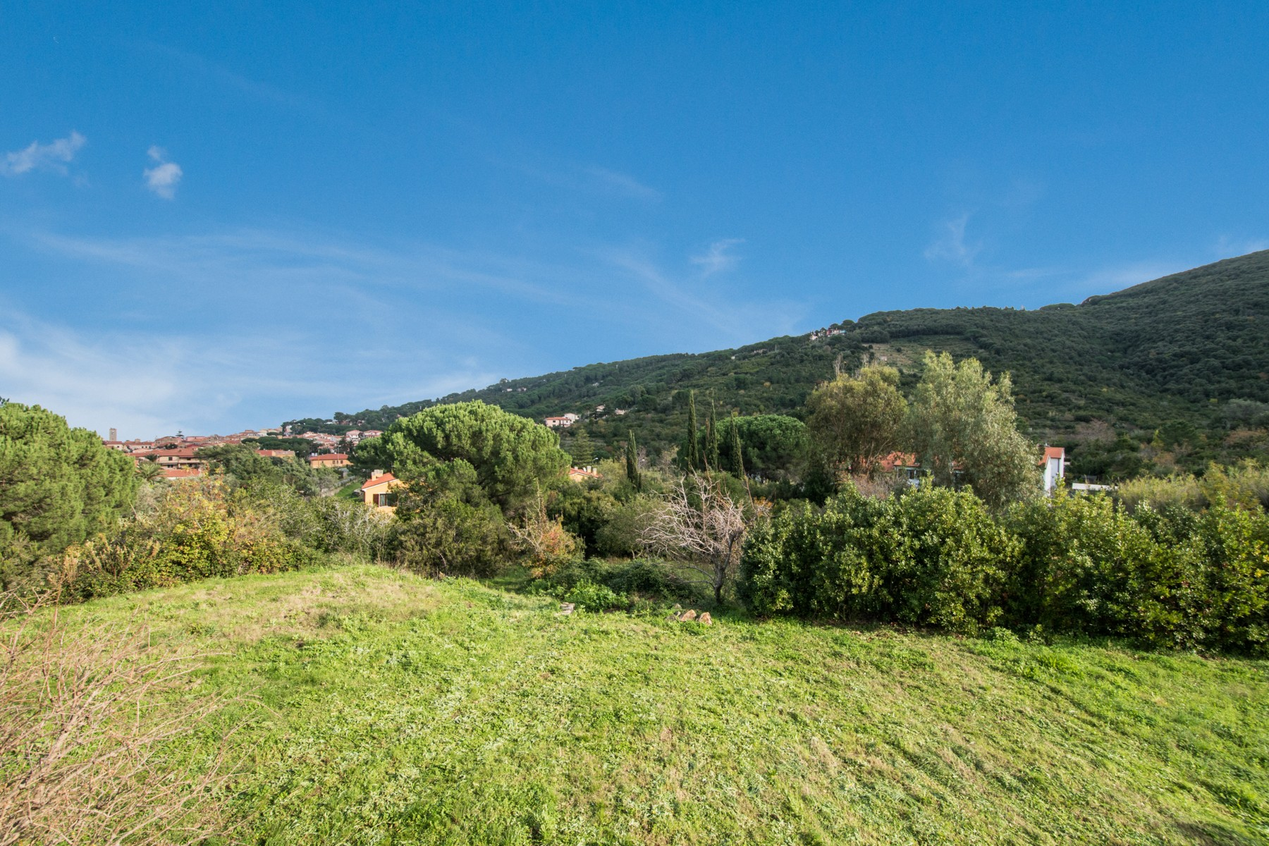 Additional photo for property listing at Typical Tuscan villa with sea view Marciana Marina, Livorno Italien