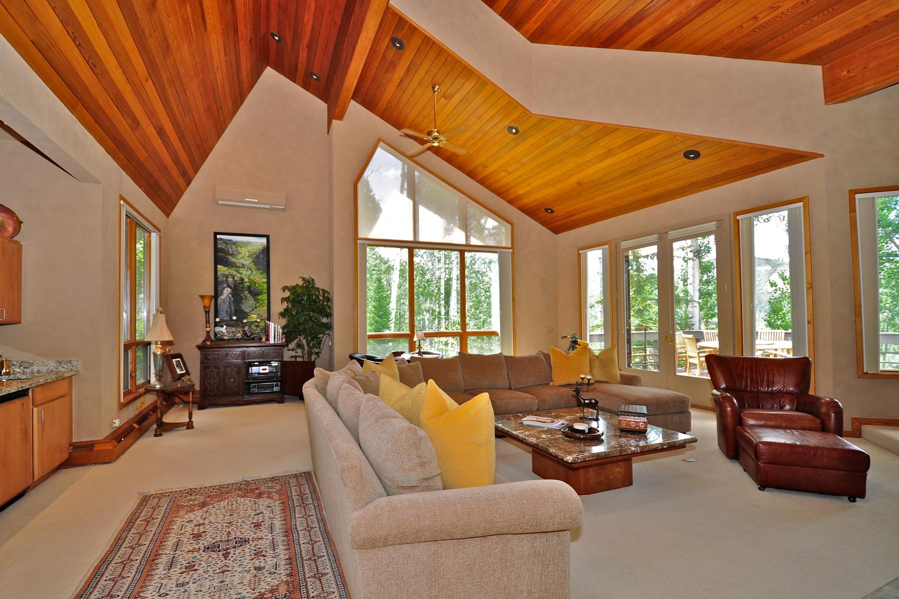Villa per Affitto alle ore 491 Edgewood Lane Snowmass Village, Colorado, 81615 Stati Uniti
