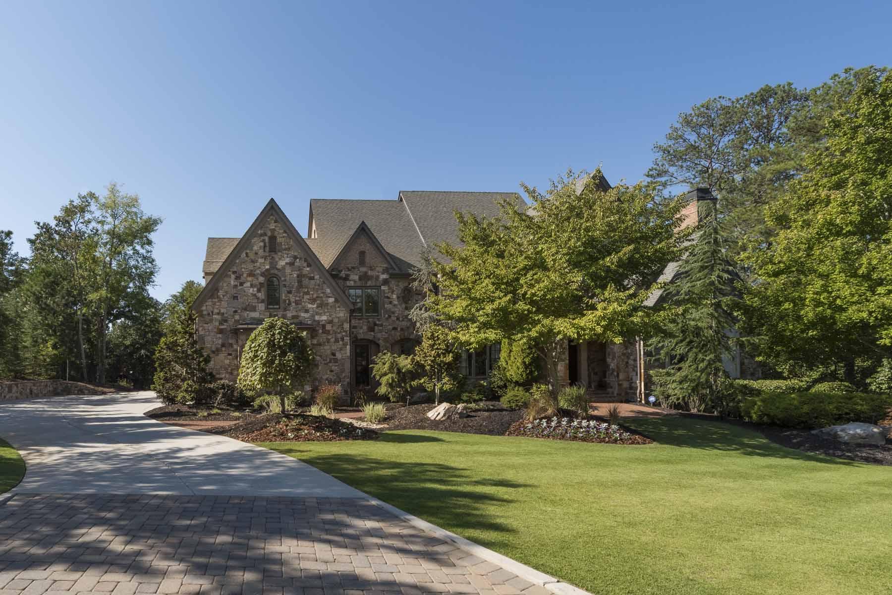 獨棟家庭住宅 為 出售 在 Resort Style Living in the River Club 932 Chattooga Trace Suwanee, 喬治亞州, 30024 美國