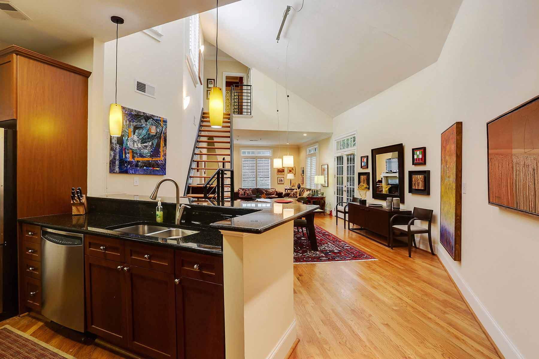 sales property at Absolutely gorgeous two-story loft in the historic DAR building in Ansley Park!