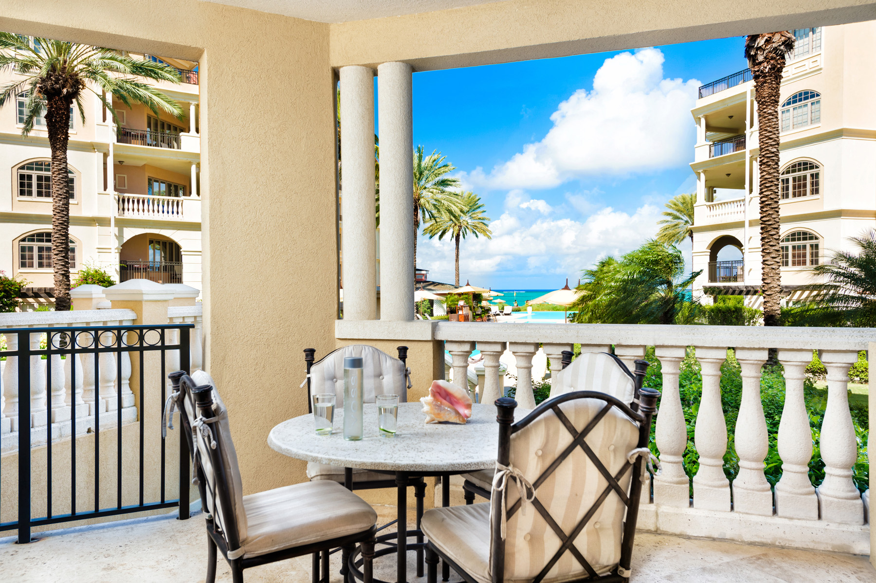 Condominium for Sale at The Somerset - Suite E103 Oceanview Grace Bay, Providenciales, TCI BWI Turks And Caicos Islands