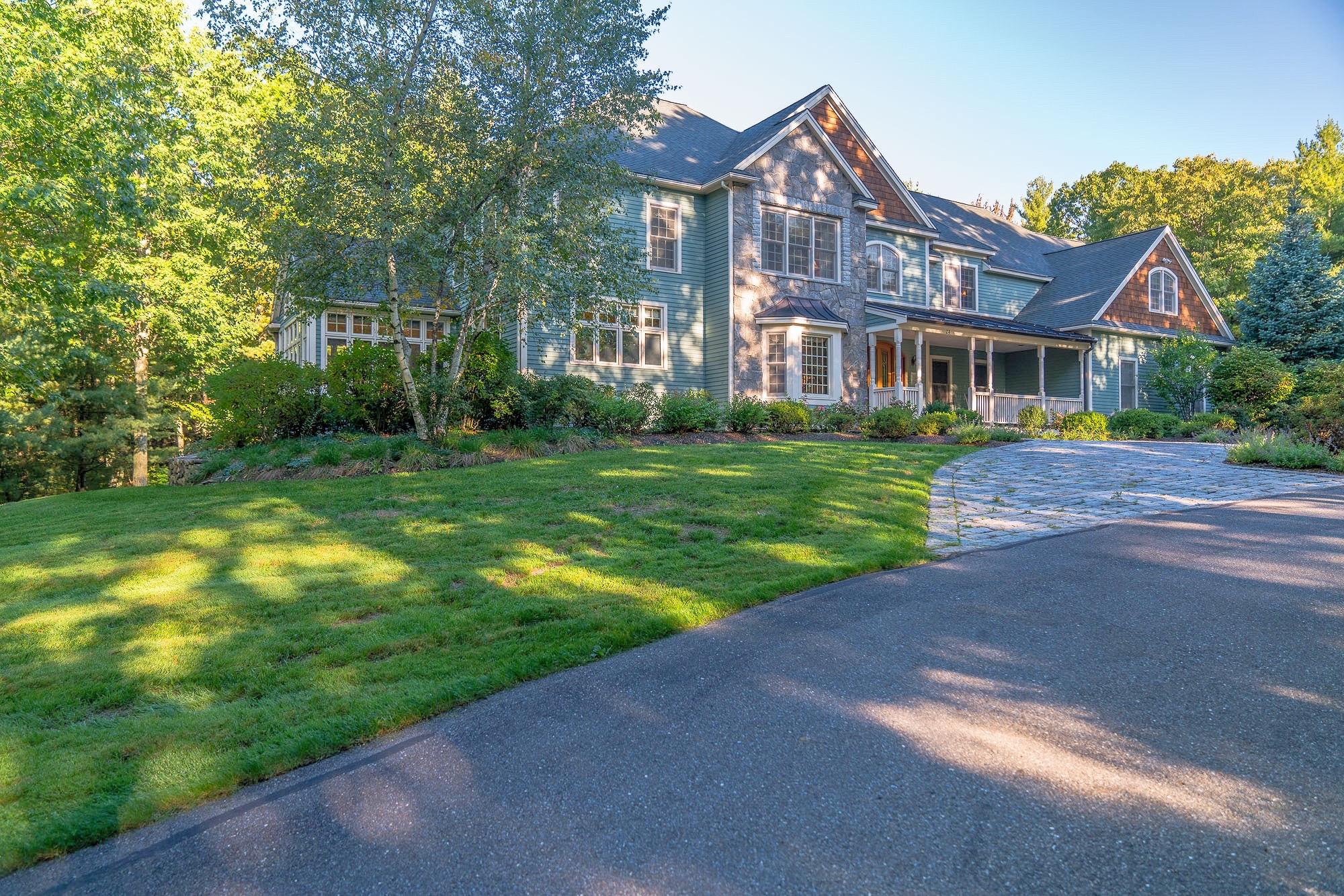 Tek Ailelik Ev için Satış at Lockwood 24 Quail Run Bolton, Massachusetts, 01740 Amerika Birleşik Devletleri