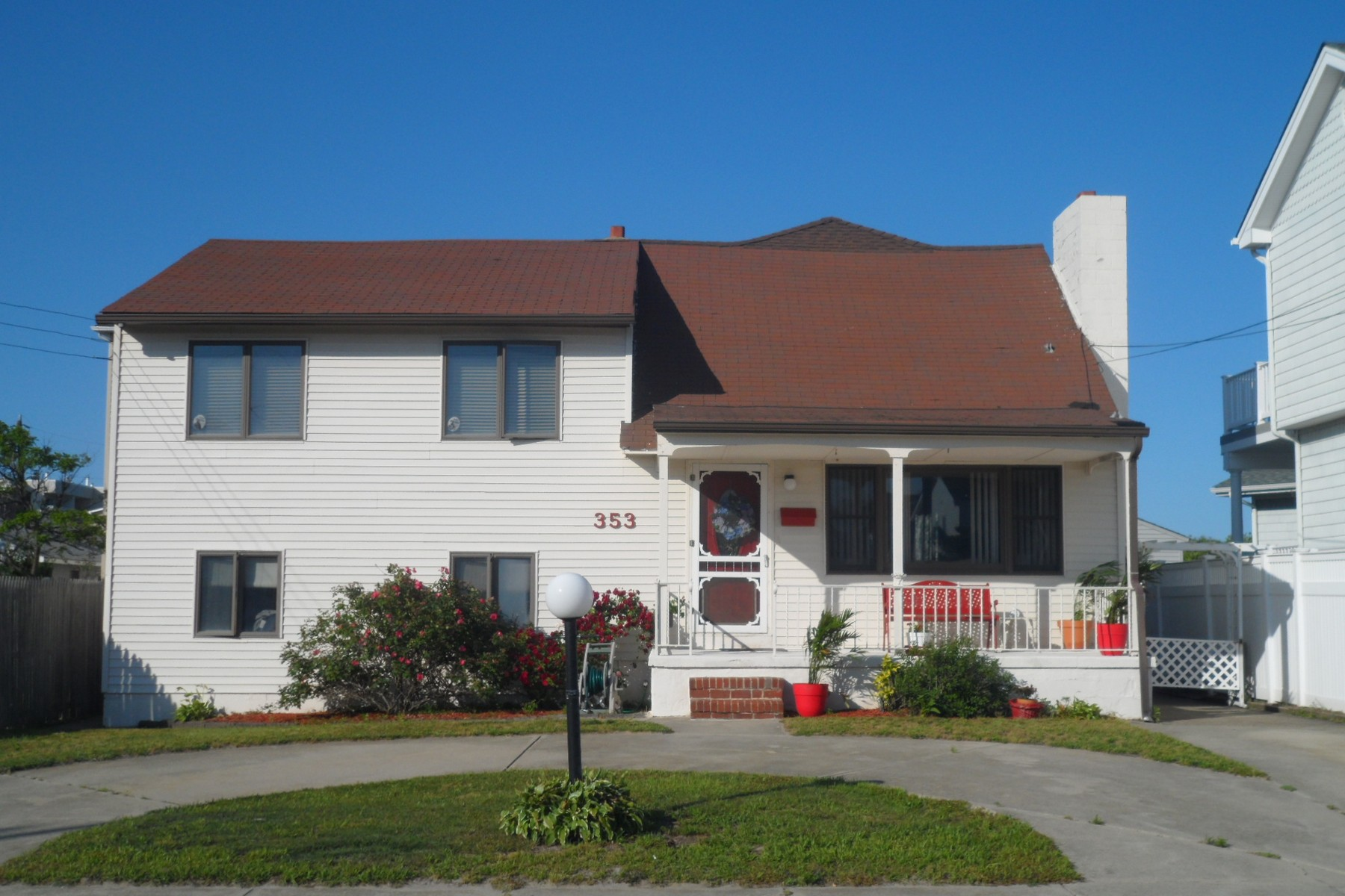 Single Family Home for Sale at 353 South 9th Street Brigantine, 08203 United States