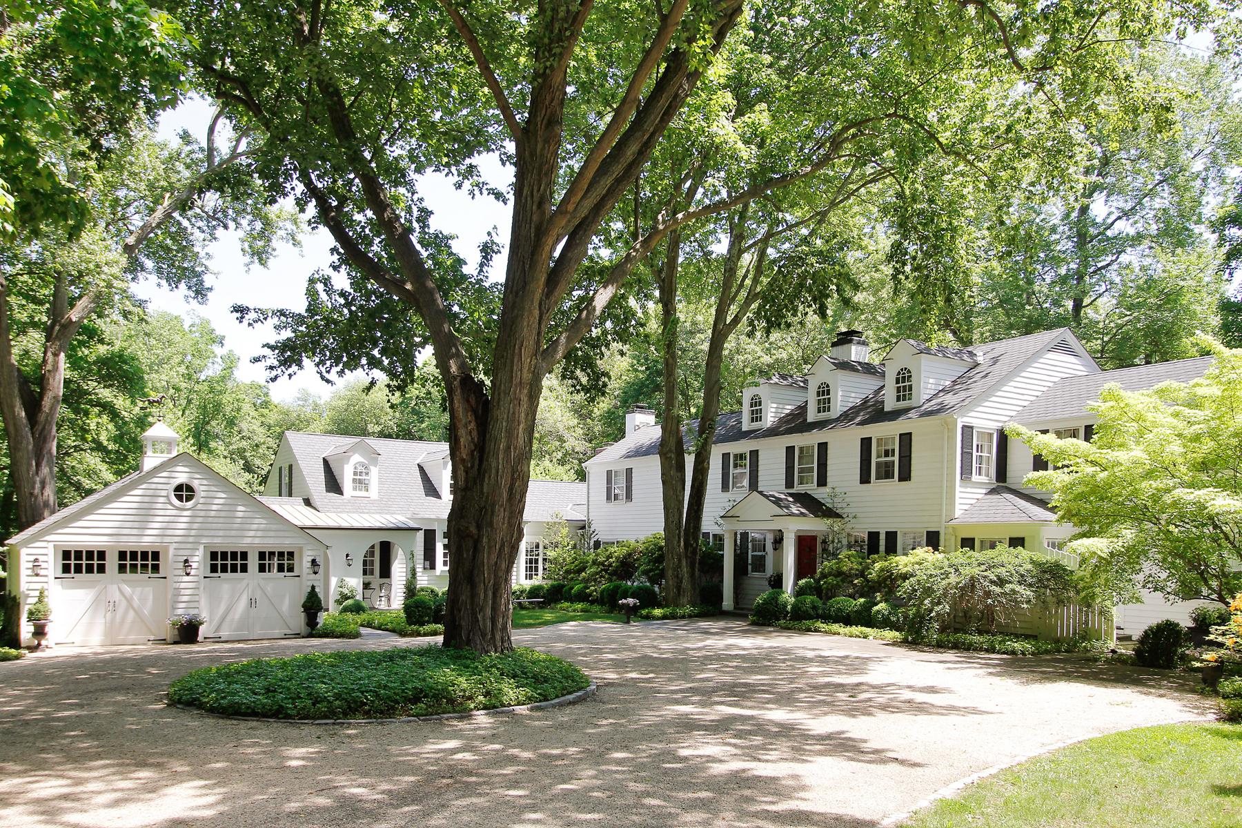 단독 가정 주택 용 매매 에 Classic Bedford 98 Succabone Road Bedford Hills, 뉴욕, 10507 미국