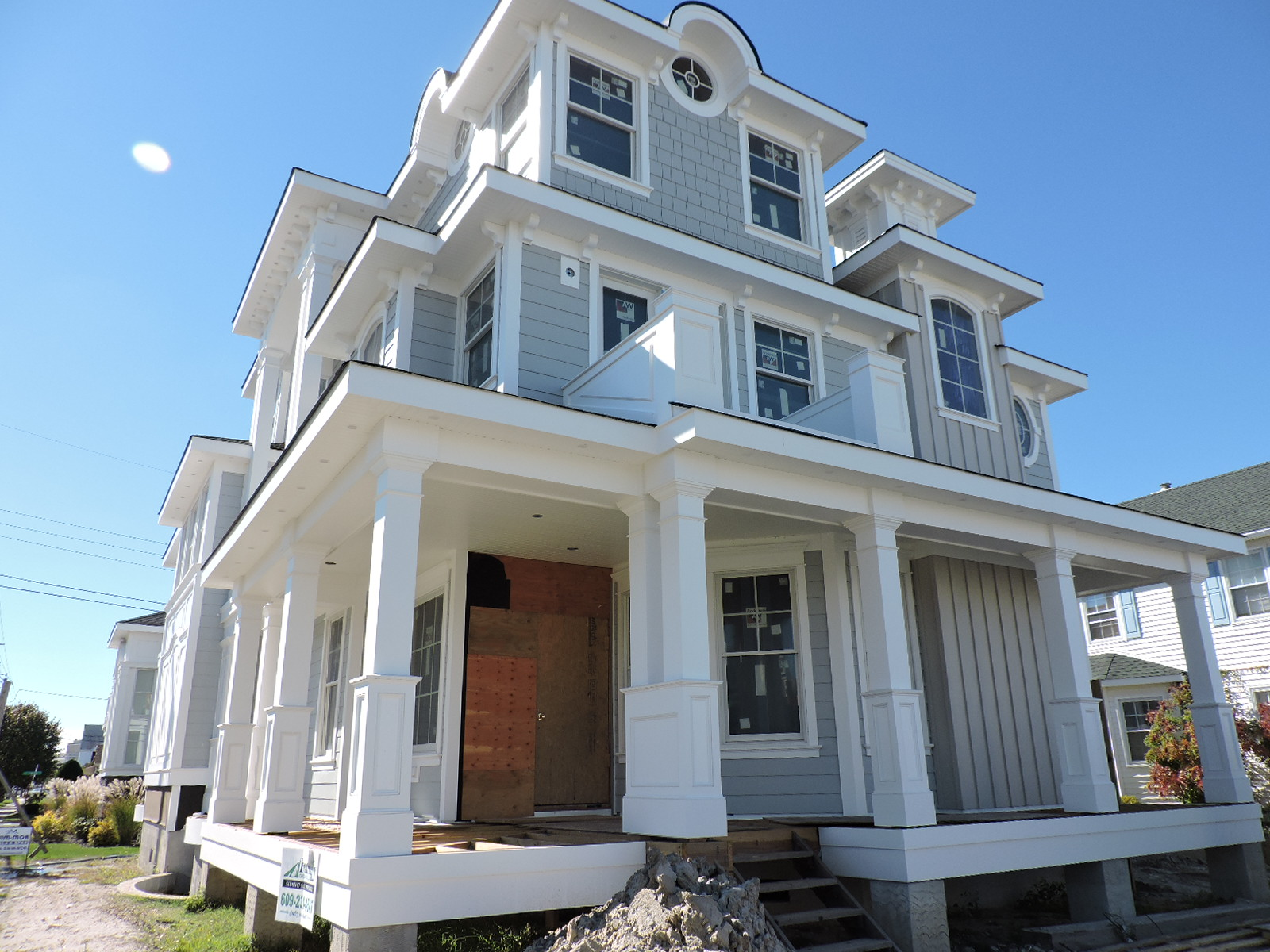 Maison unifamiliale pour l Vente à 20 S Thurlow Ave Margate City, New Jersey 08402 États-Unis