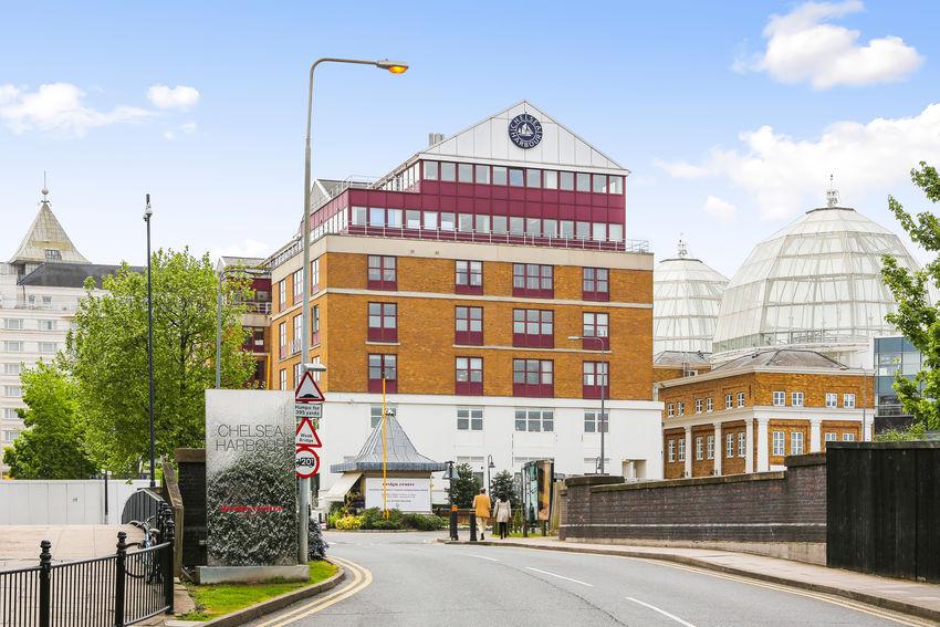 公寓 為 出售 在 Chelsea Harbour London, 英格蘭 英國