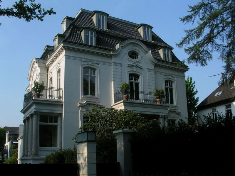 Single Family Home for Sale at Luxury Villa At The Elbe Hamburg, Hamburg 22765 Germany