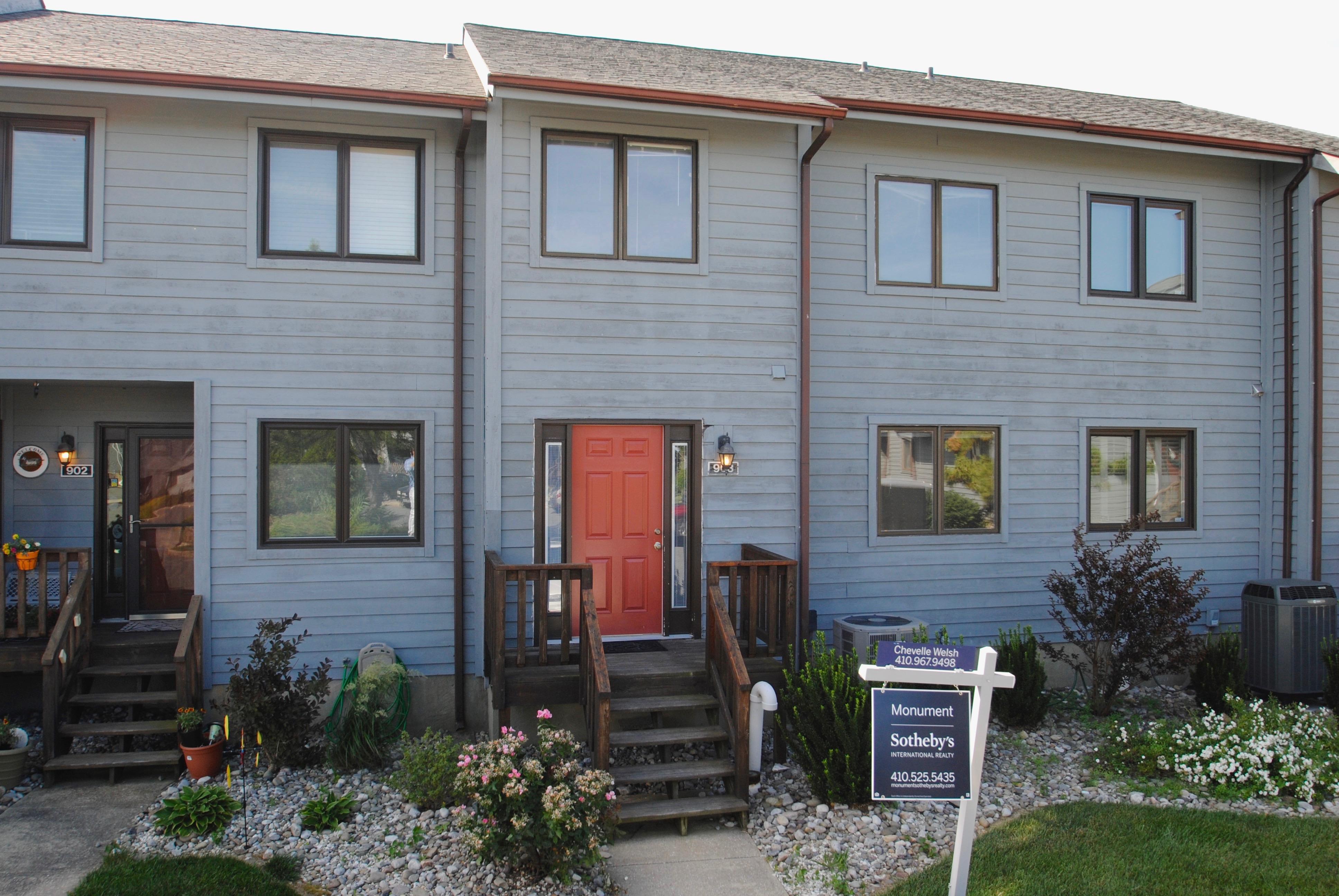 联栋屋 为 销售 在 Thompson Creek Condos 903 Marion Quimby Drive Stevensville, 马里兰州, 21666 美国