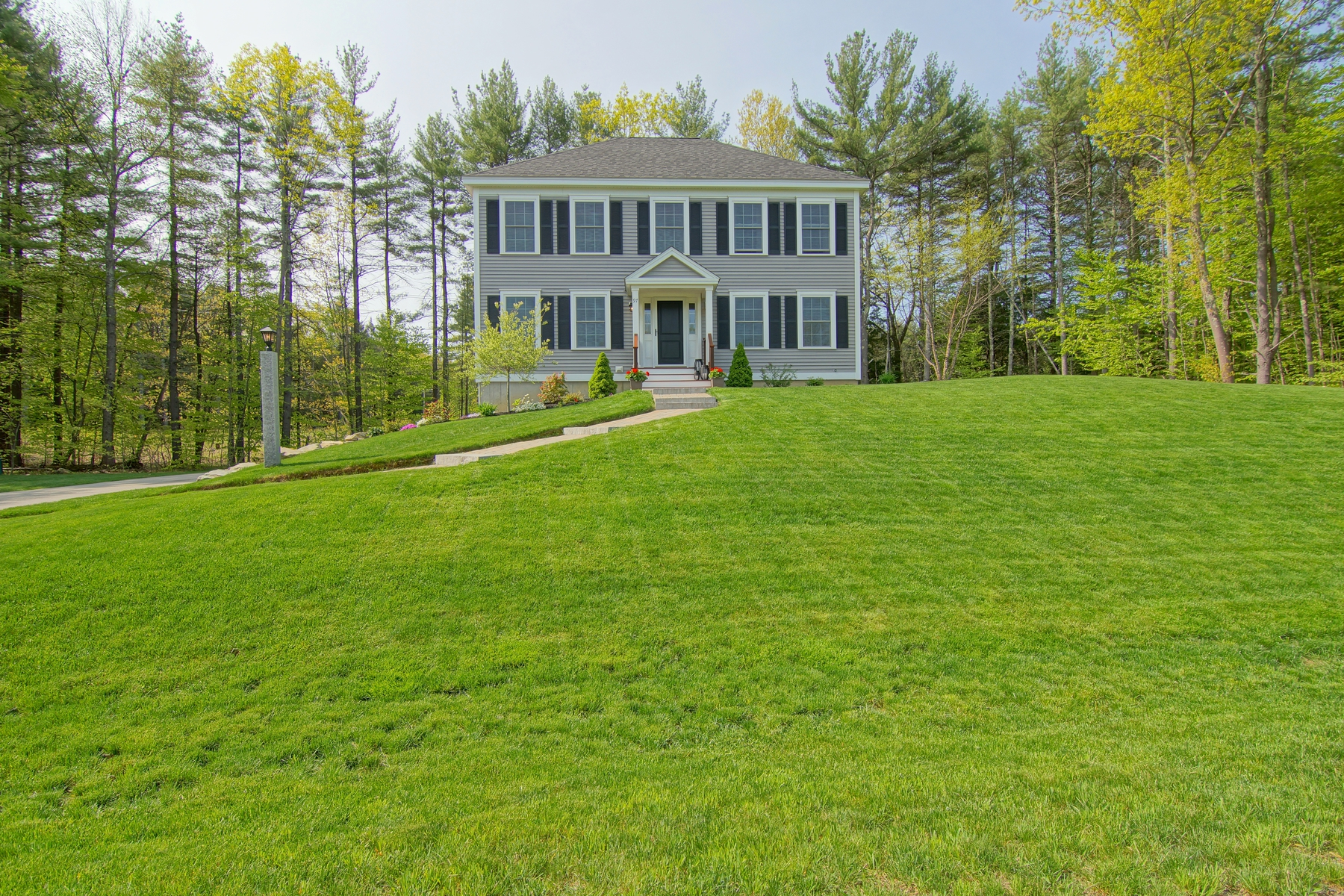 Single Family Home for Sale at Easy Living in this Charming Cul-de-Sac Neighborhood 97 Ridgecrest Drive Greenland, New Hampshire, 03840 United States