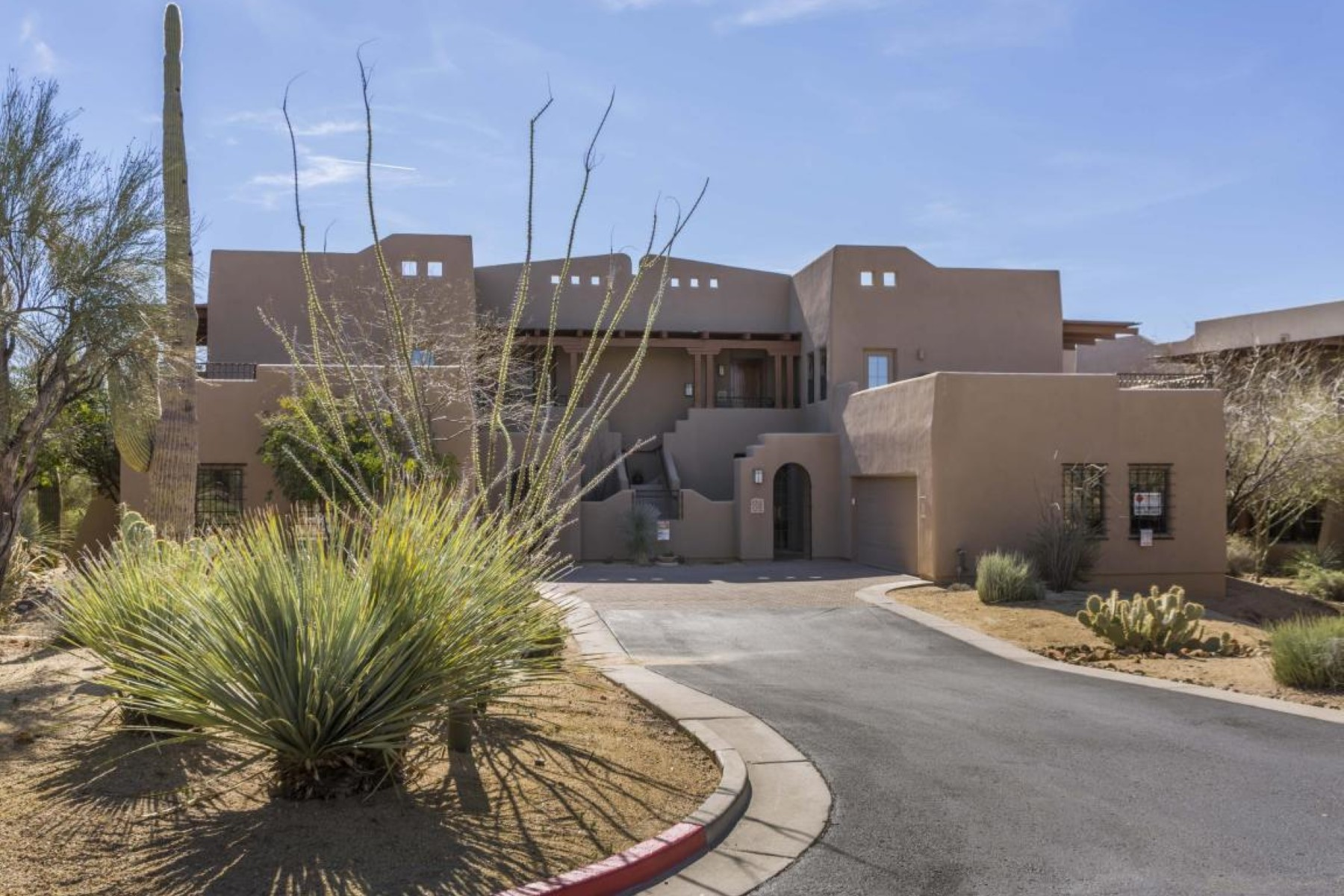 Property For Sale at Secluded gated community in the heart of Carefree.