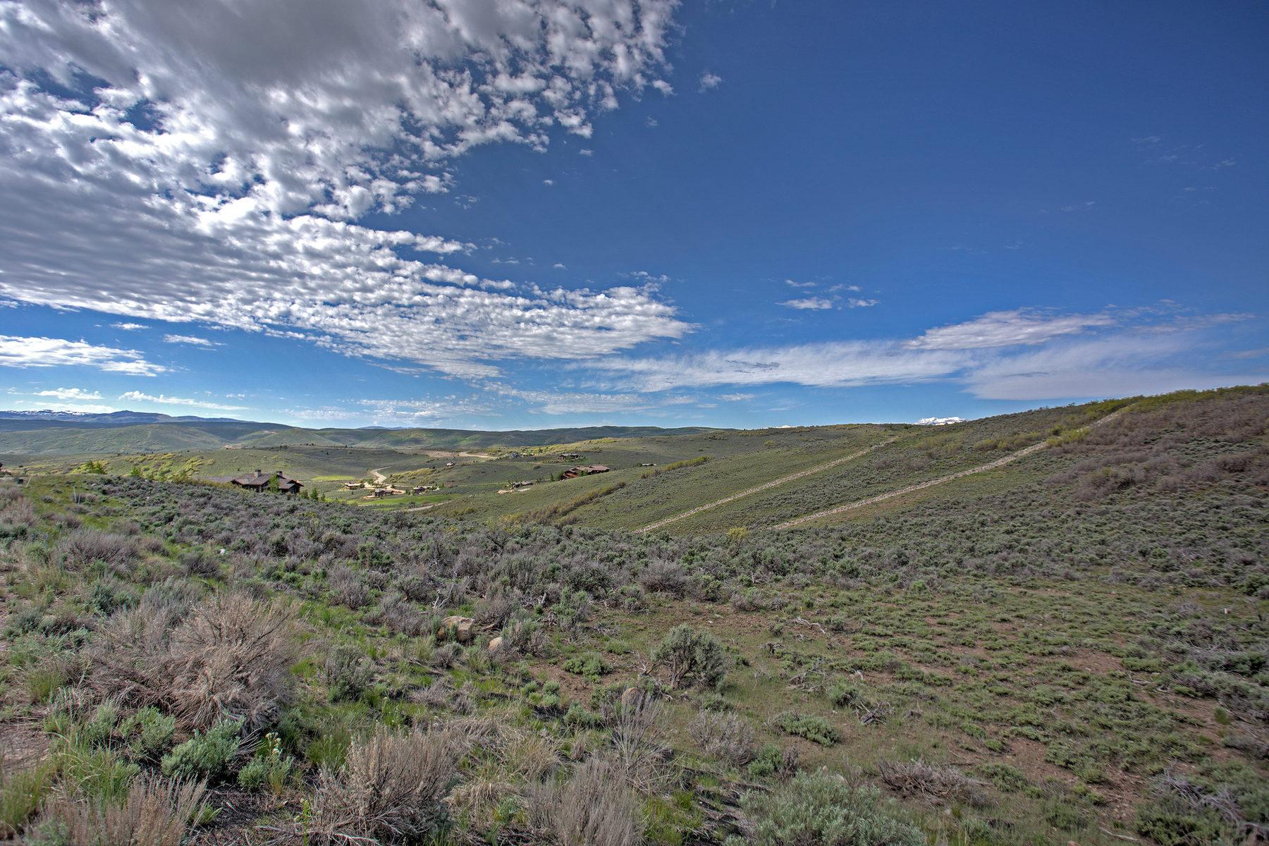 Terrain pour l Vente à Amazing Value Home Site at Tuhaye 3474 E Ridgeway Dr Lot 27 Heber City, Utah 84032 États-Unis