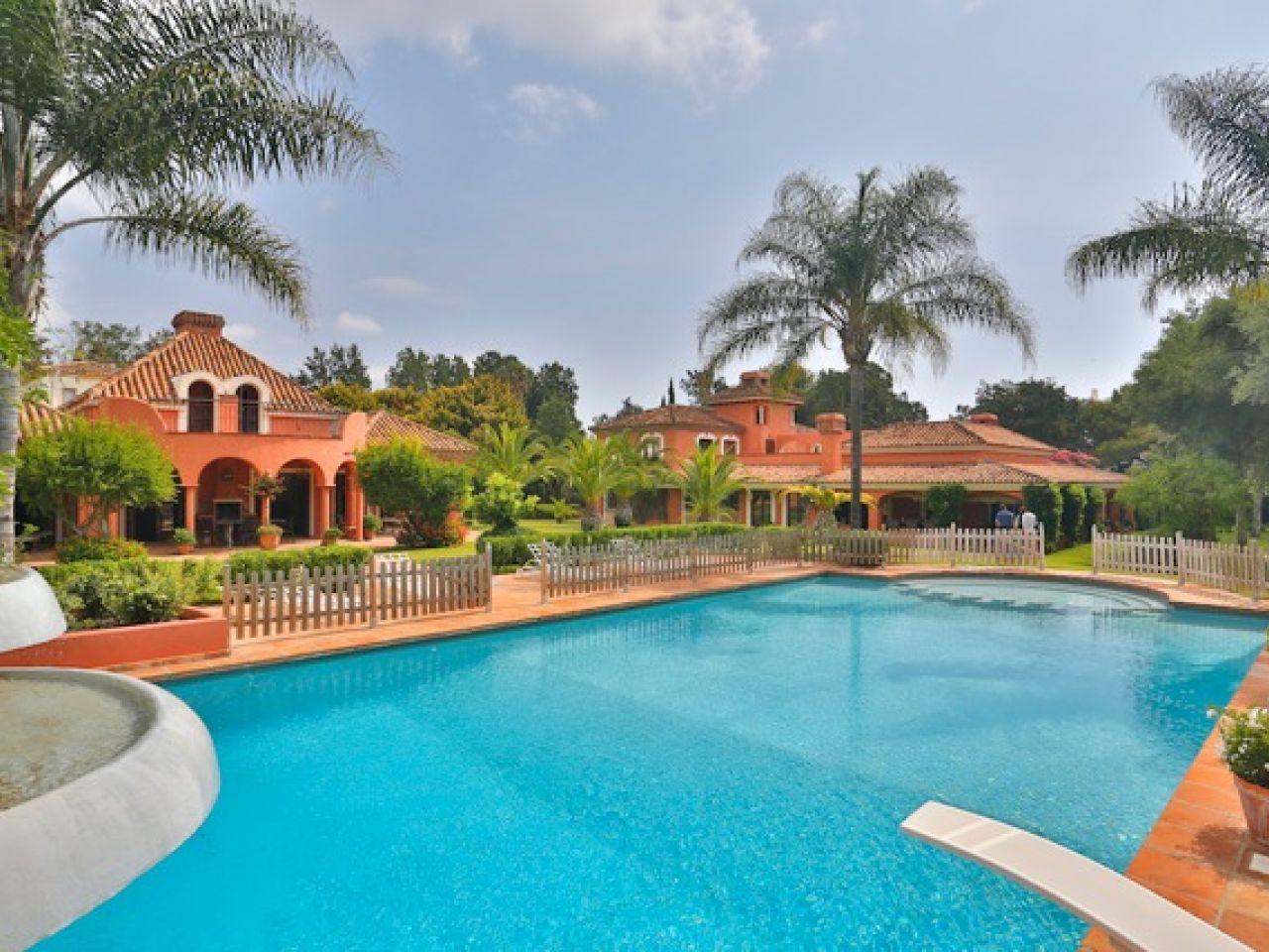 Single Family Home for Sale at Sotogrande Sotogrande, Costa Del Sol 11310 Spain