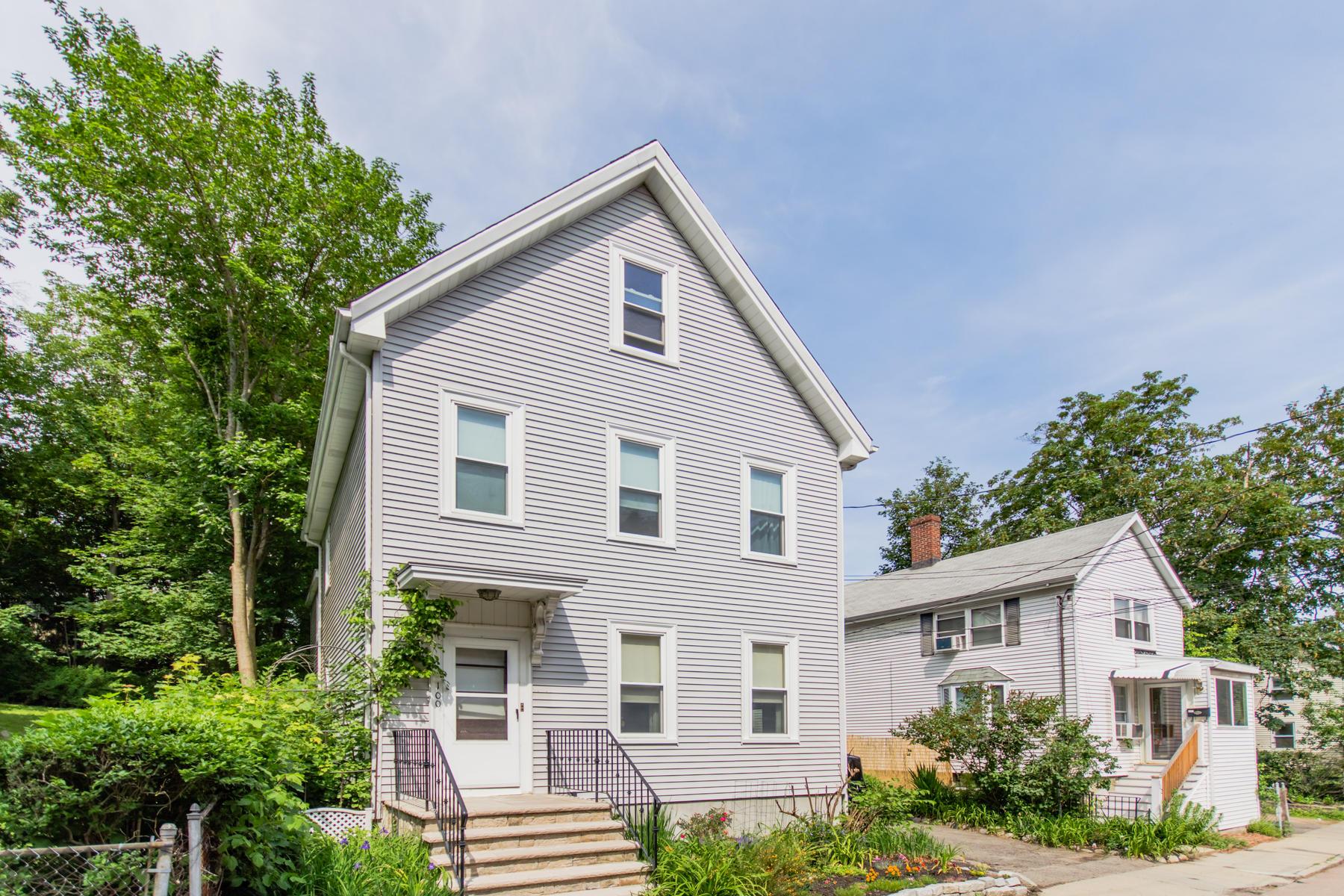 二世帯住宅 のために 売買 アット 100 Jamaica, Boston 100 Jamaica St Jamaica Plain, Boston, マサチューセッツ, 02130 アメリカ合衆国