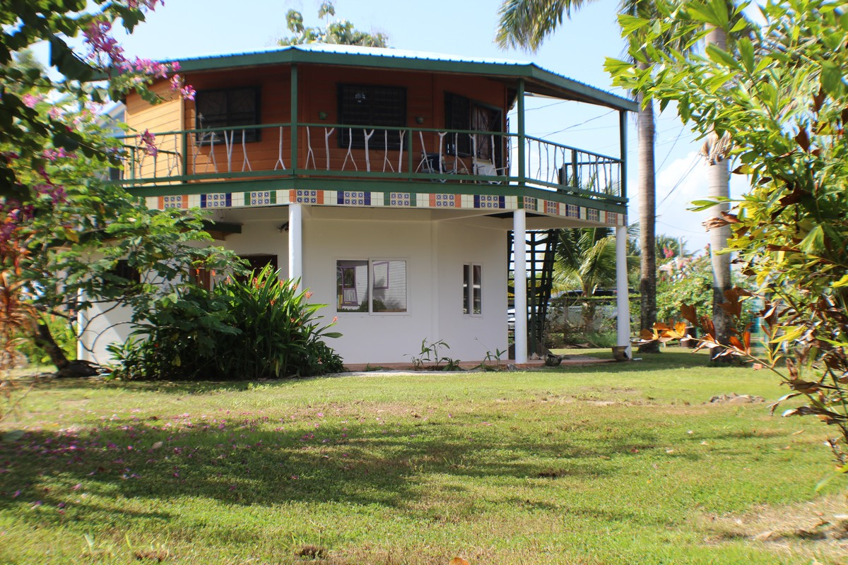 Multi-Family Home for Sale at Habor Place Oceanview Duplex Placencia, Stann Creek, Belize