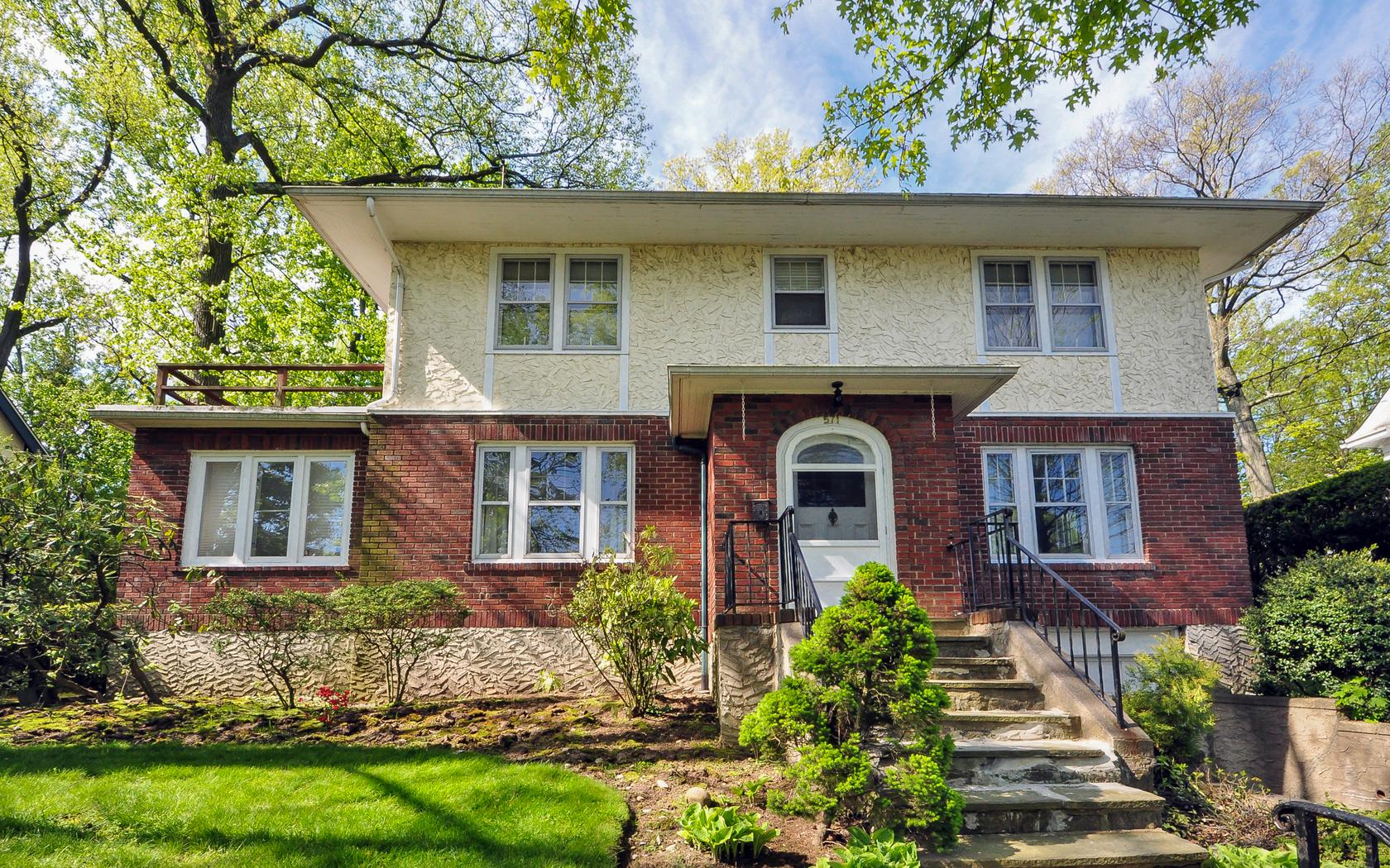sales property at CLASSIC CENTER HALL COLONIAL