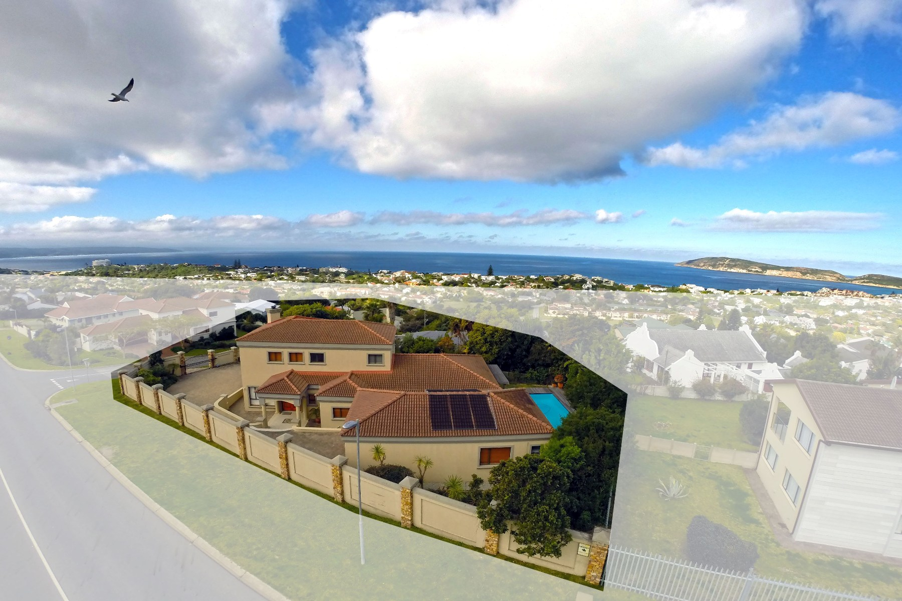 Maison unifamiliale pour l Vente à Unique, modern and spacious Plettenberg Bay, Cap-Occidental, 6600 Afrique Du Sud