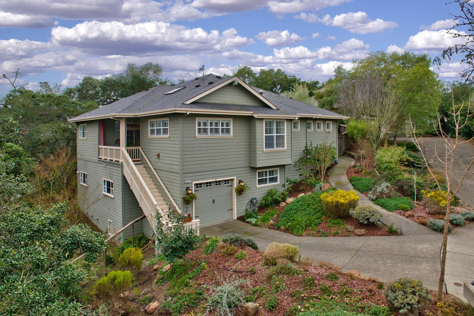 Tek Ailelik Ev için Satış at Unexpected Privacy in Fountaingrove 3551 Alturia Heights Santa Rosa, Kaliforniya 95403 Amerika Birleşik Devletleri