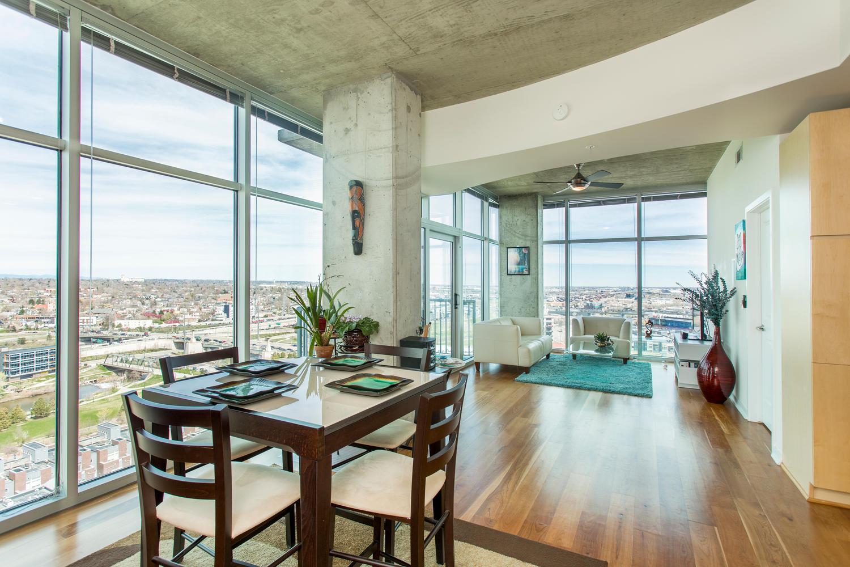 Condominium for Sale at Rare Northwest Corner Unit 1700 Bassett Street Unit 1913 Denver, Colorado, 80202 United States