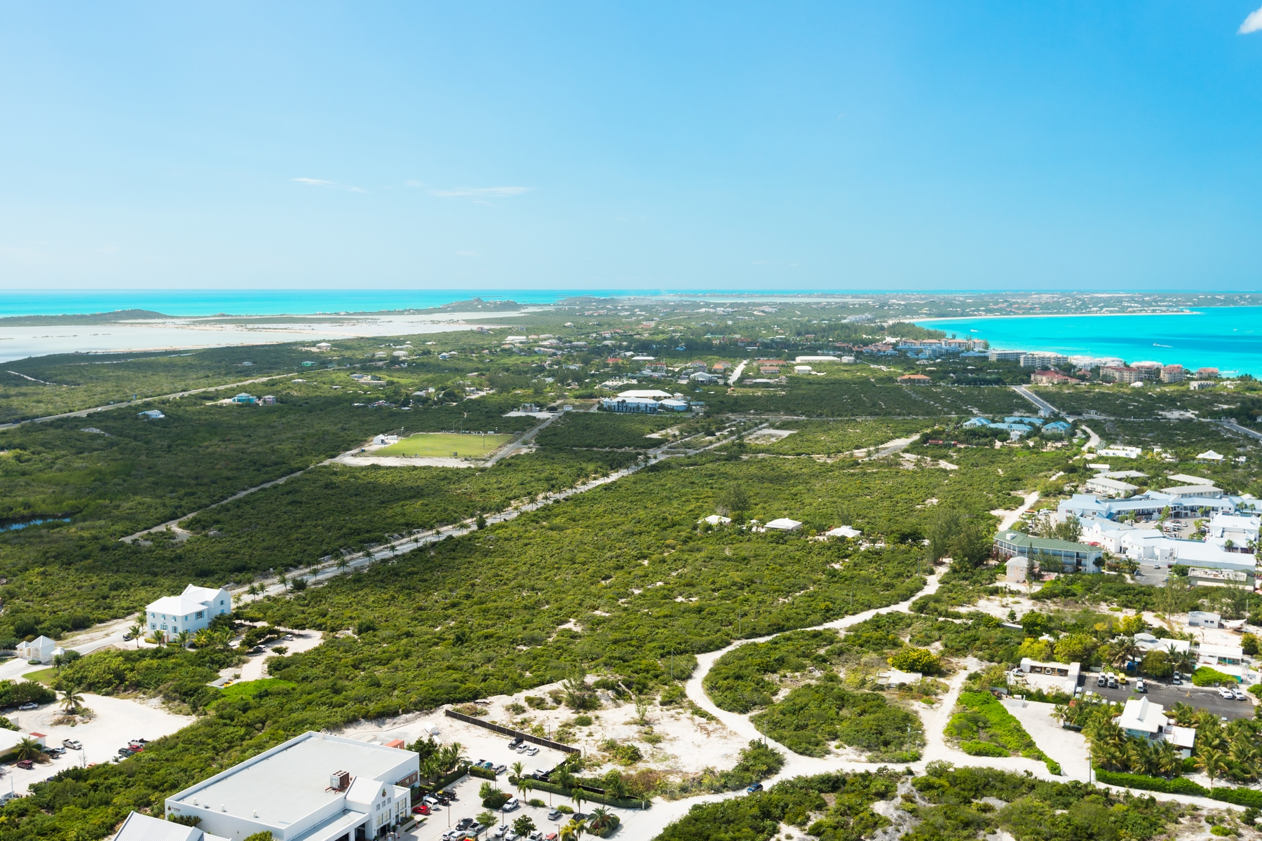 Additional photo for property listing at Village at Grace Bay -Lot 185,186 & 187 格蕾斯湾, 普罗维登夏 特克斯和凯科斯群岛