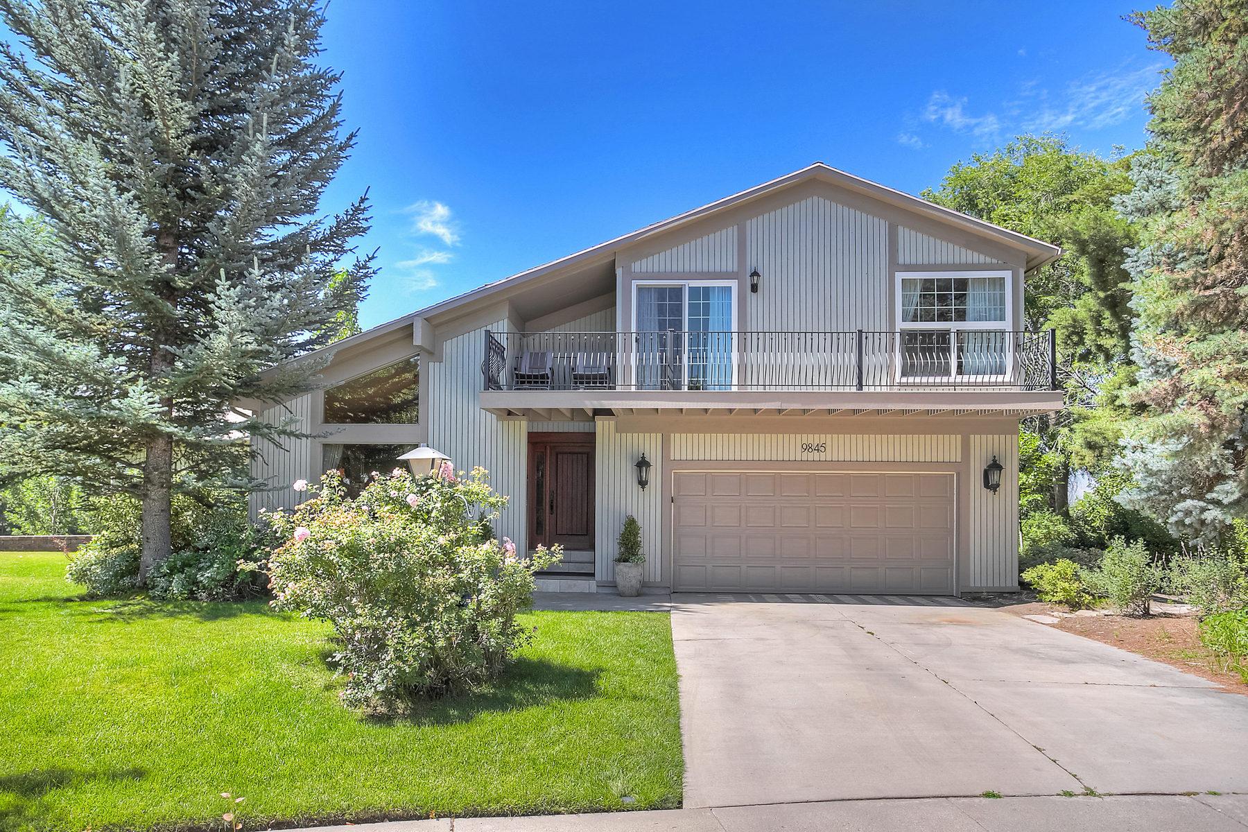 独户住宅 为 销售 在 Sophisticated and Elegant 9845 South 2465 East Sandy, 犹他州 84092 美国