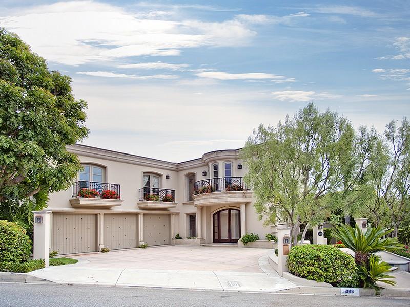 단독 가정 주택 용 매매 에 1348 Skyline Drive Laguna Beach, 캘리포니아 92651 미국
